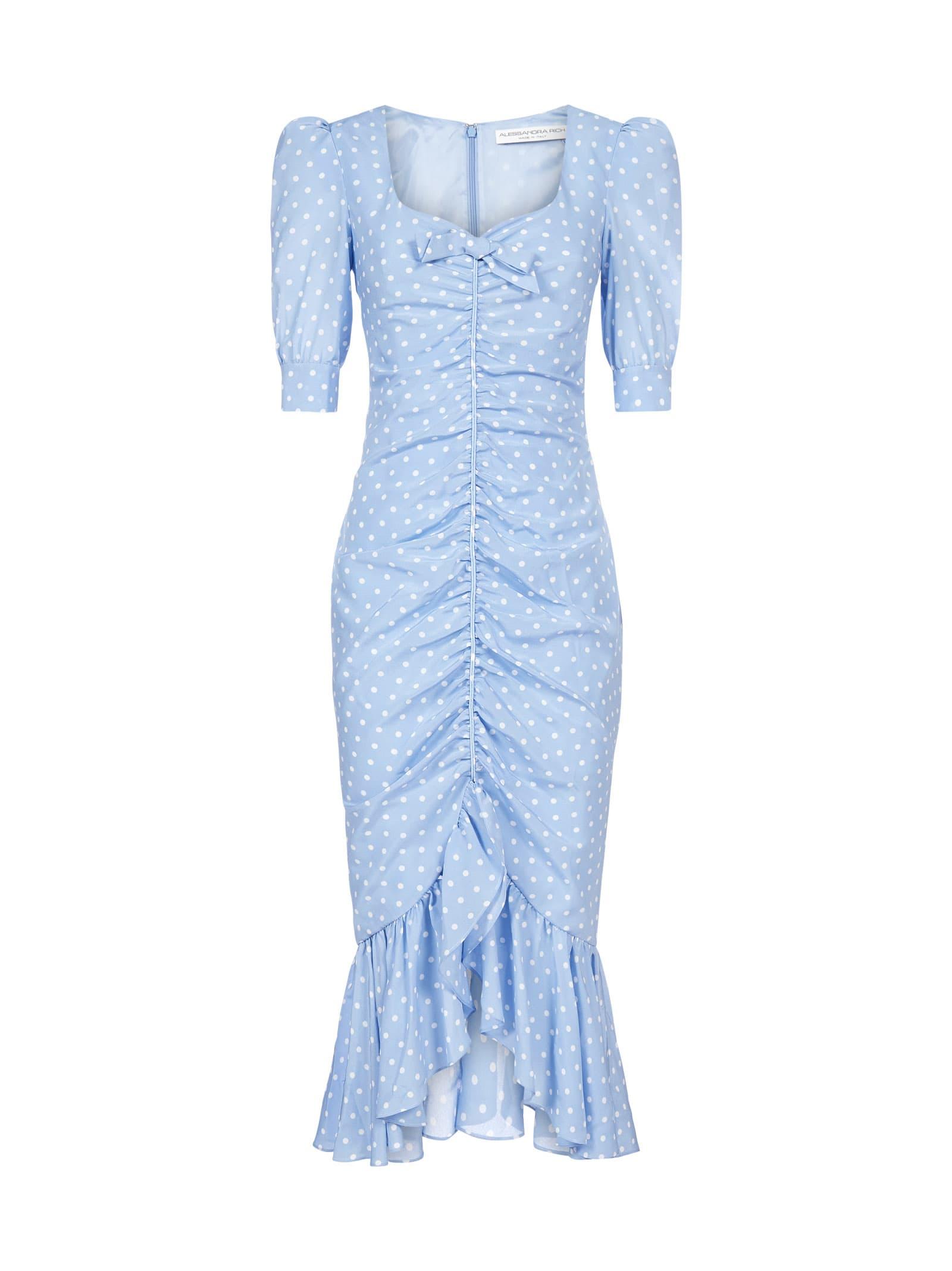 Alessandra Rich Silks DRESS