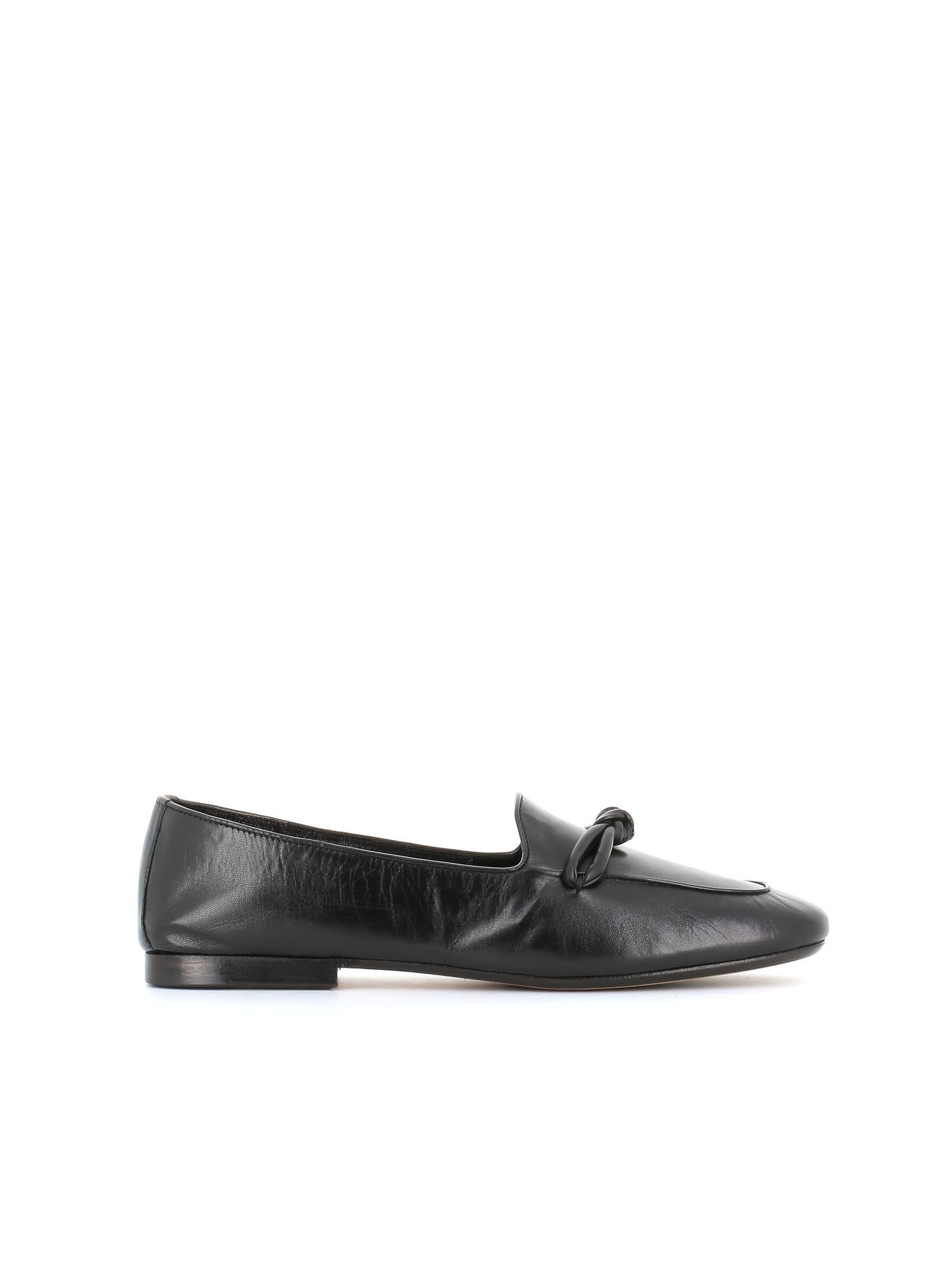 Henderson Baracco Loafer Greta In Black