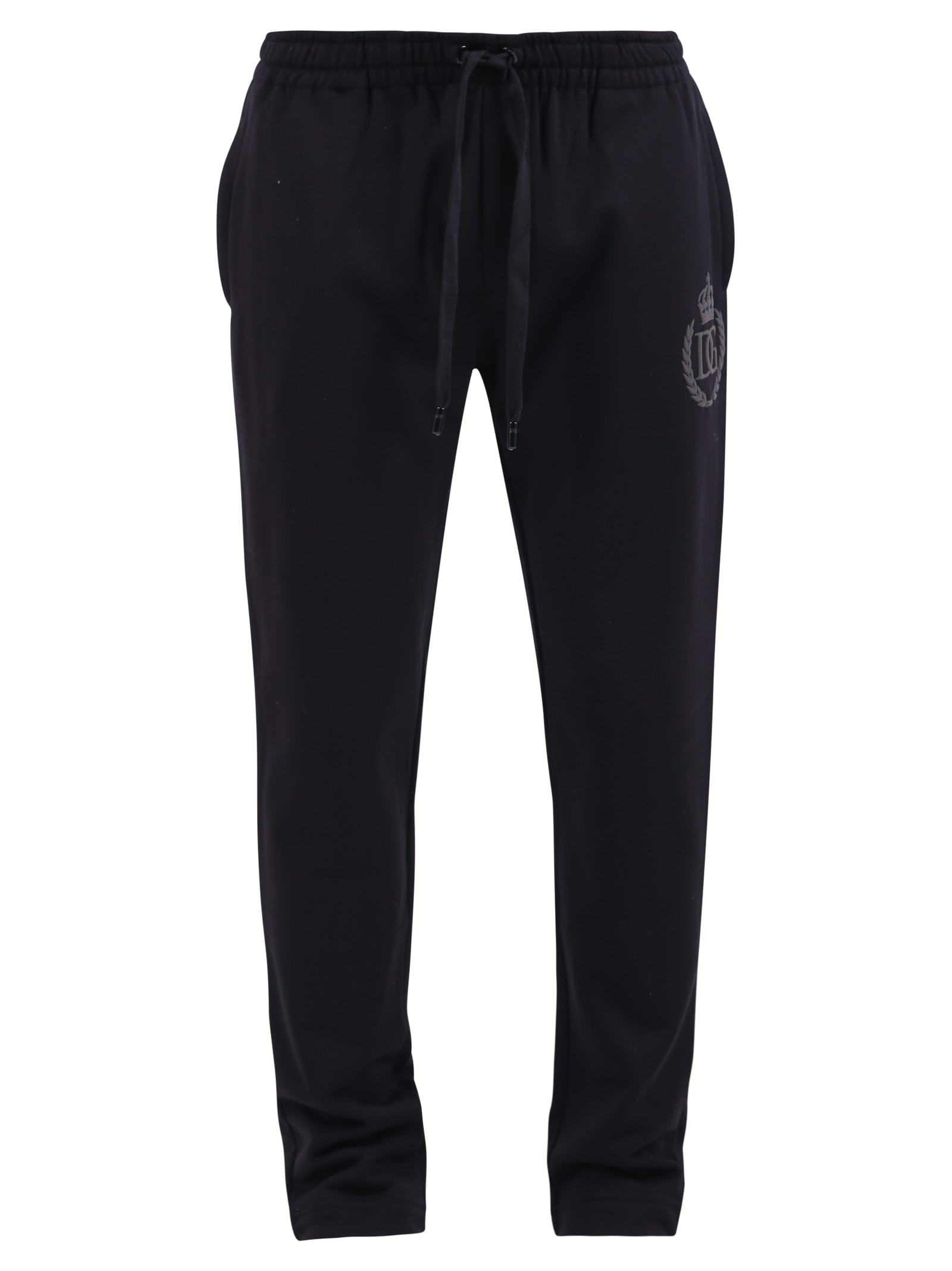 Dolce & Gabbana Branded Trousers