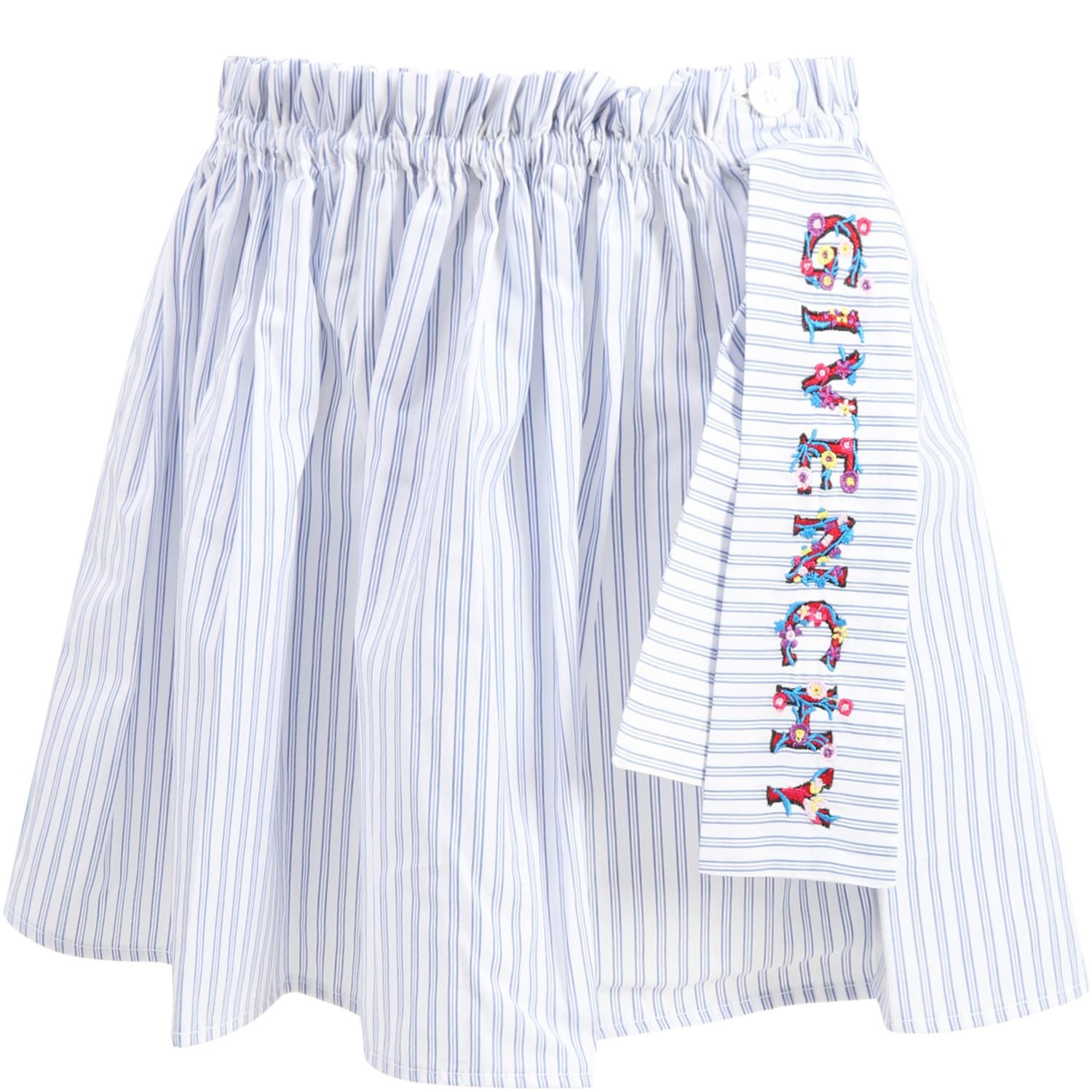 Givenchy MULTICOLOR SKIRT FOR GIRL WITH LOGO