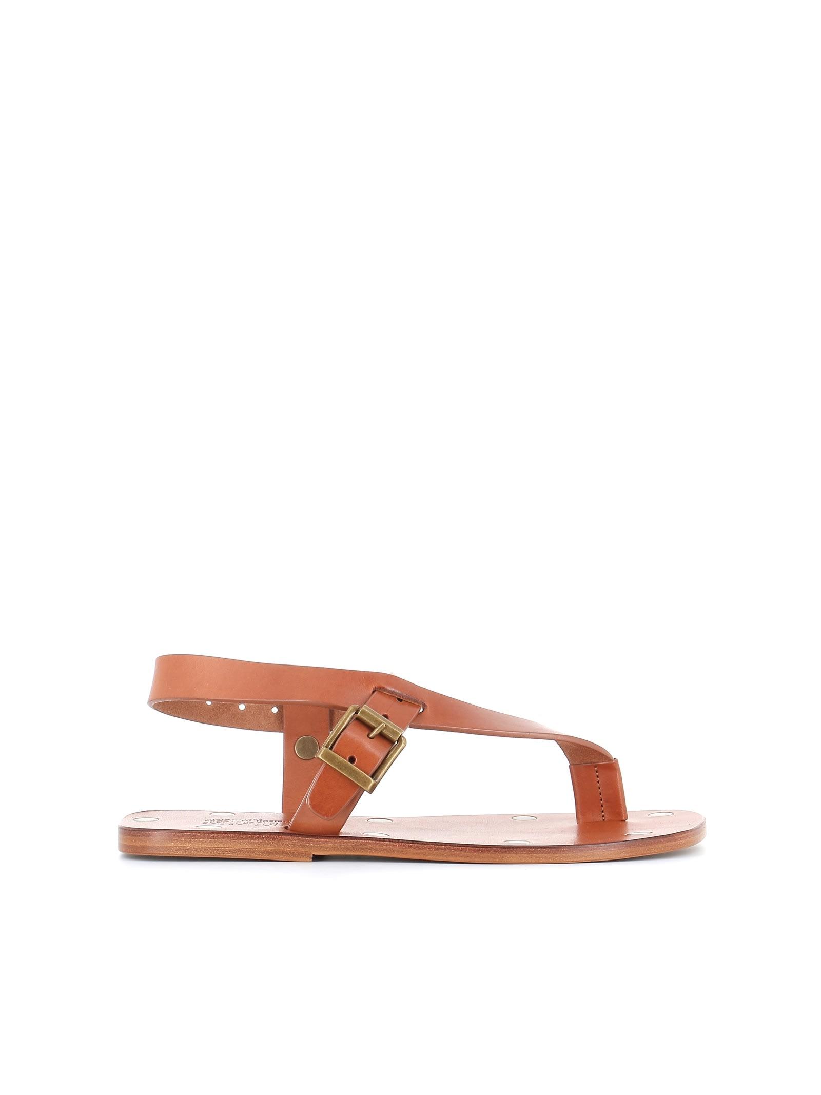 Buy Maison Margiela Flip-flop online, shop Maison Margiela shoes with free shipping