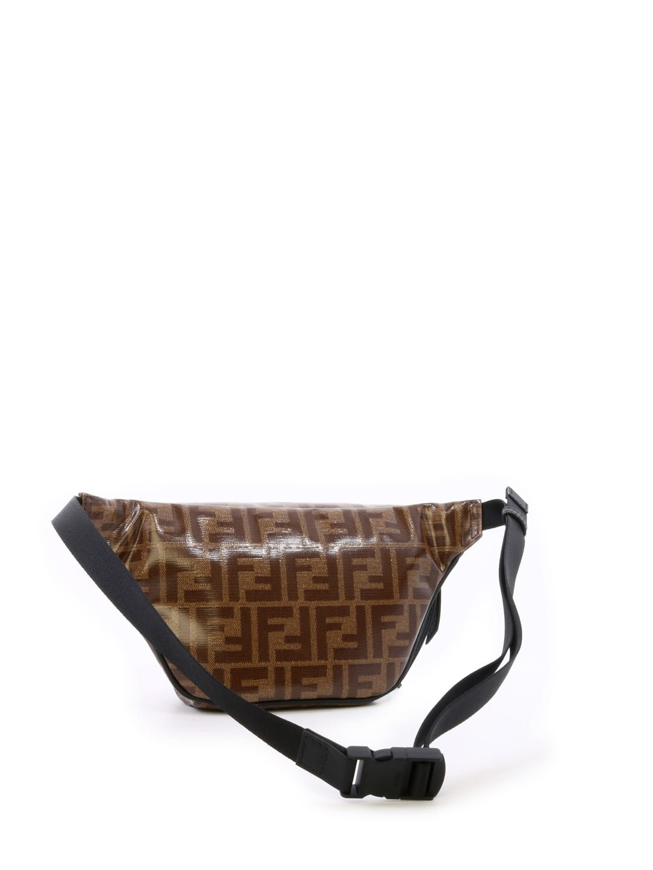 695efcbb Fendi Belt Bag Ff Brown