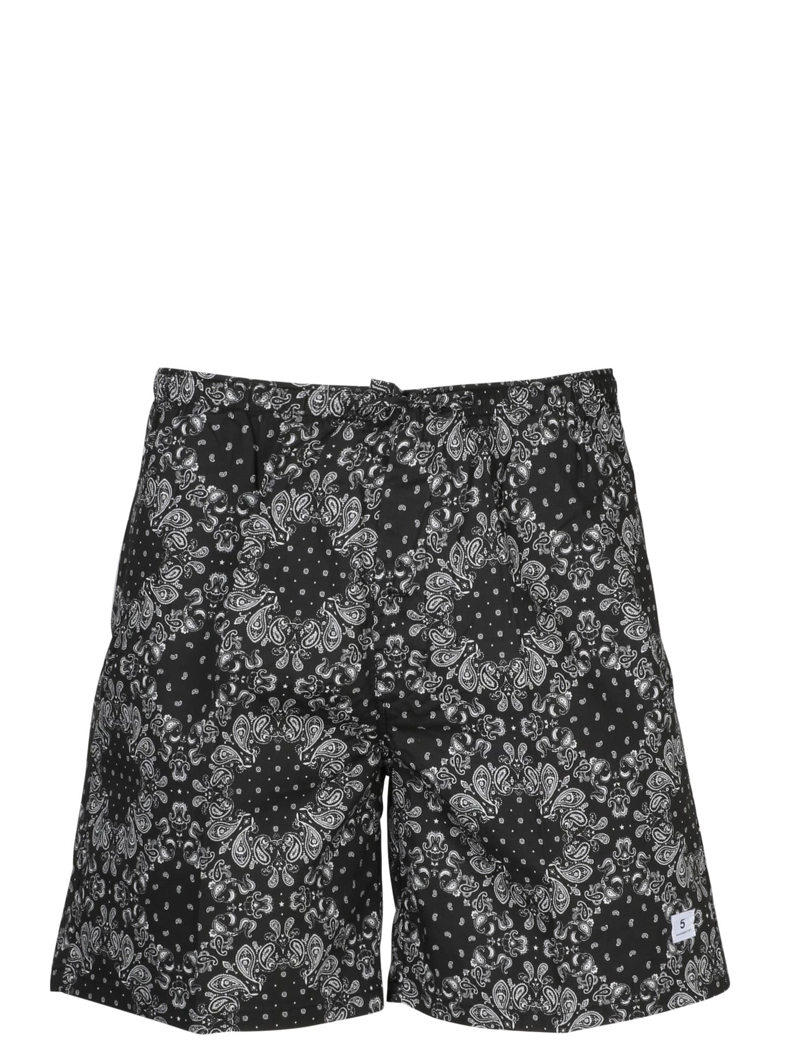 Department 5 Printed Swimshorts