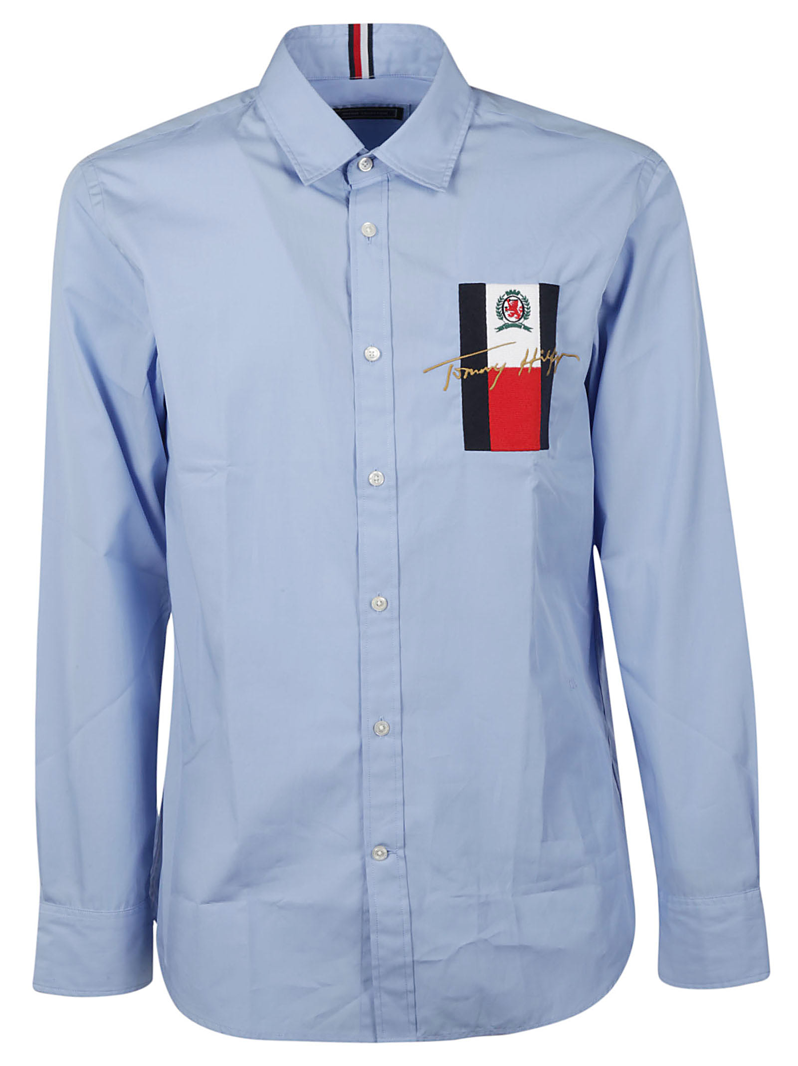Tommy Hilfiger Embroidered Shirt