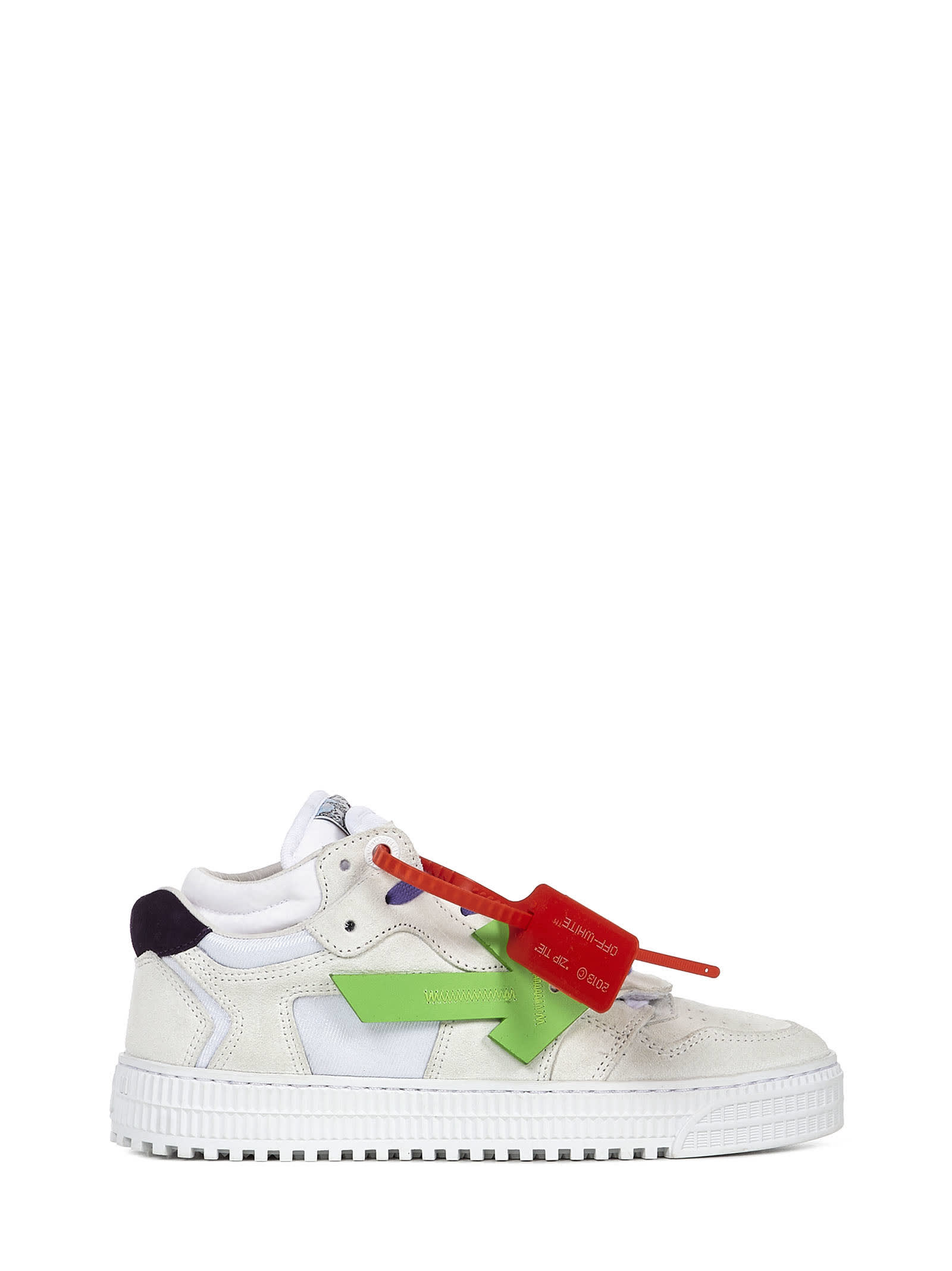 Off-White OFF WHITE OFF-COURT 3.0 SNEAKERS