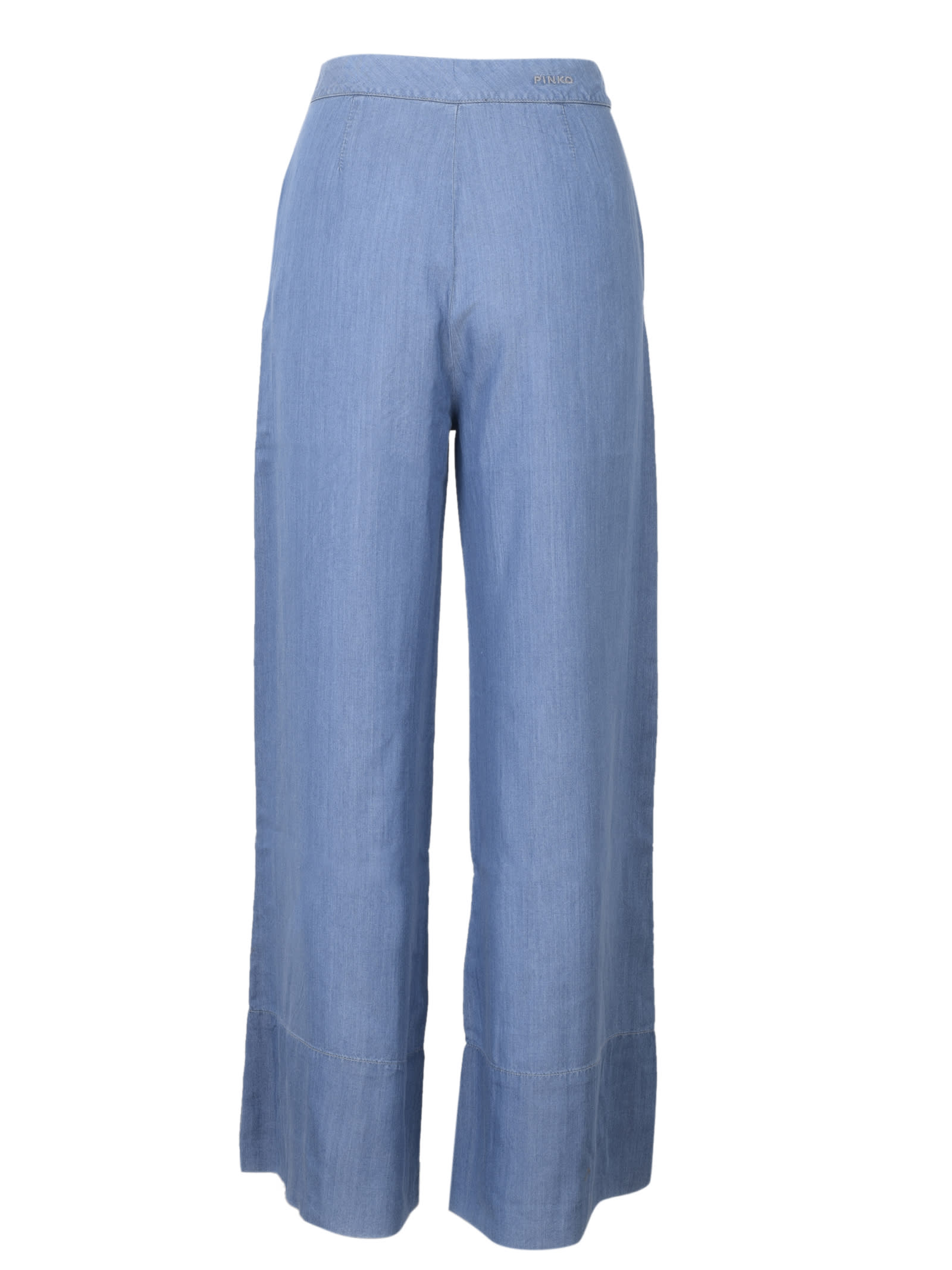 Pinko Paolina Cropped Denim Pants