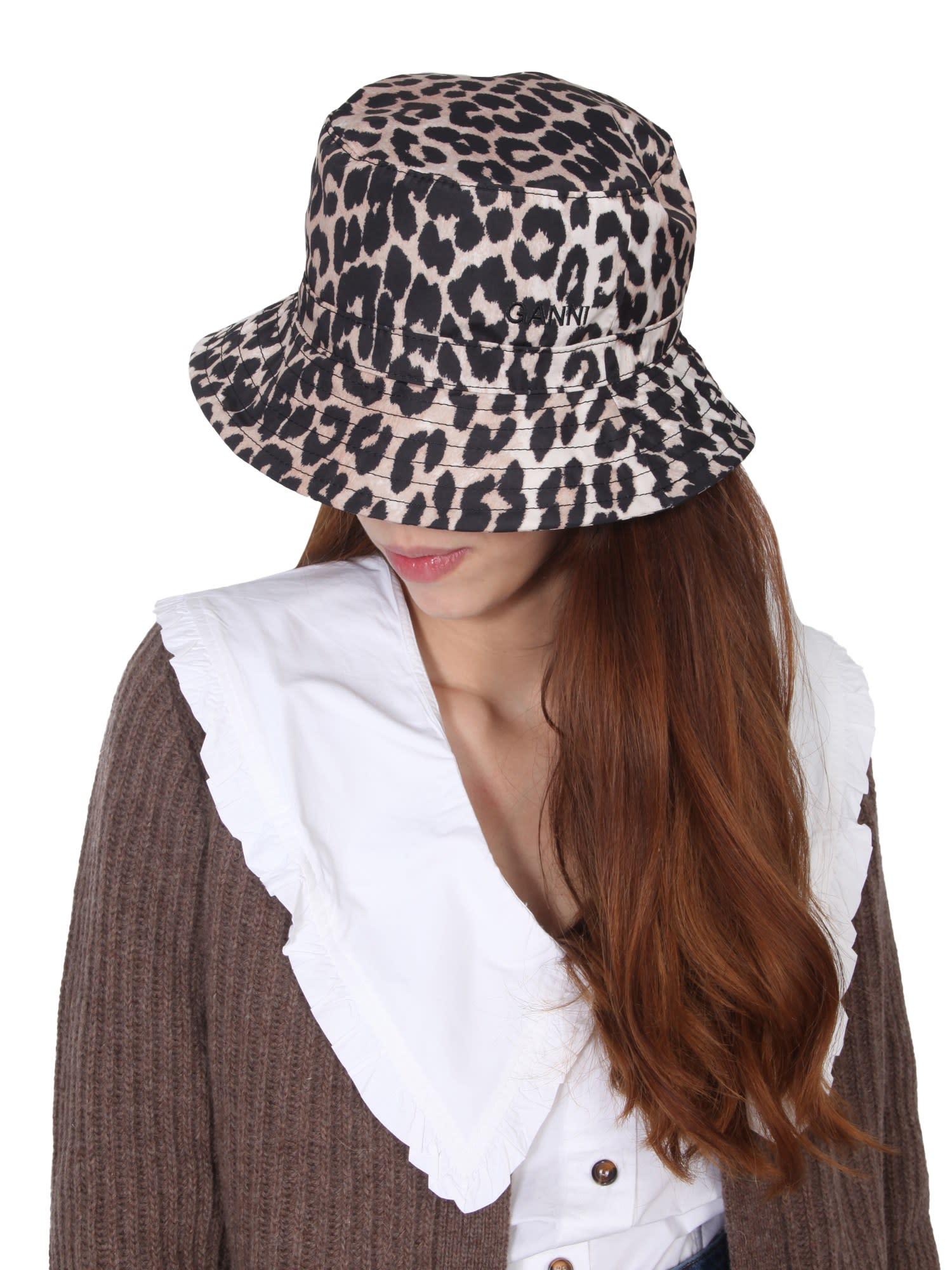 Ganni Hats BUCKET HAT