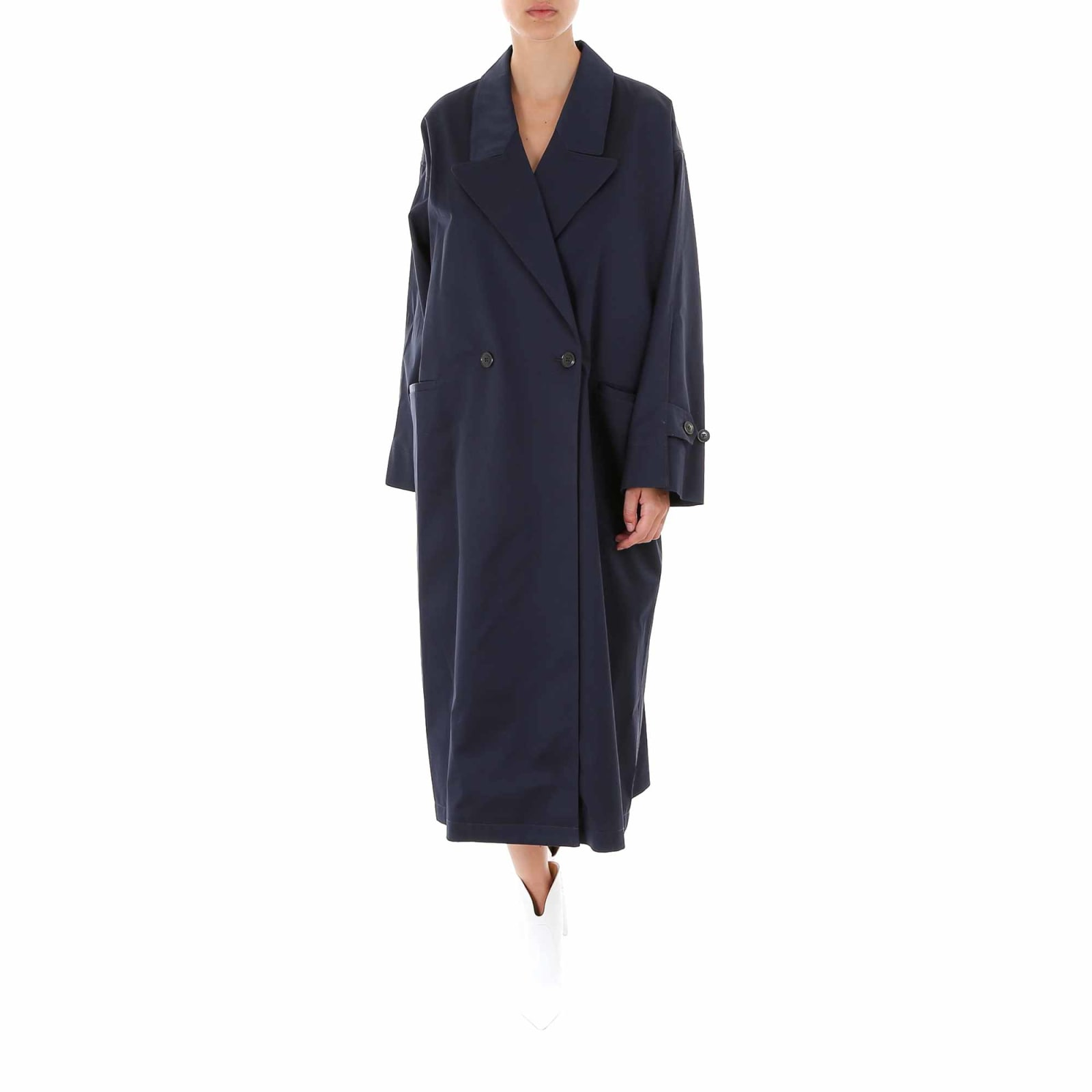 Closed Milton Coat
