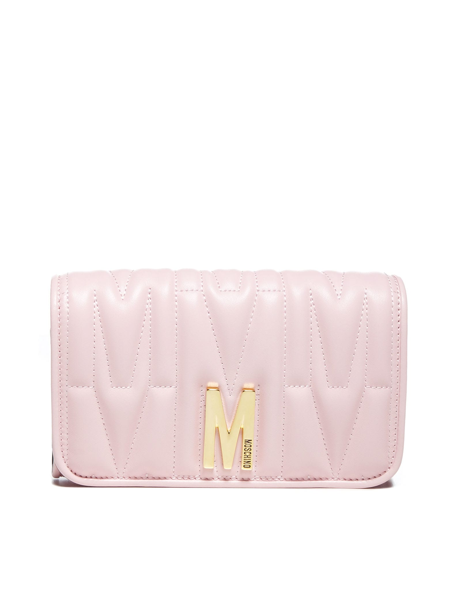 Moschino Quilted Wallet