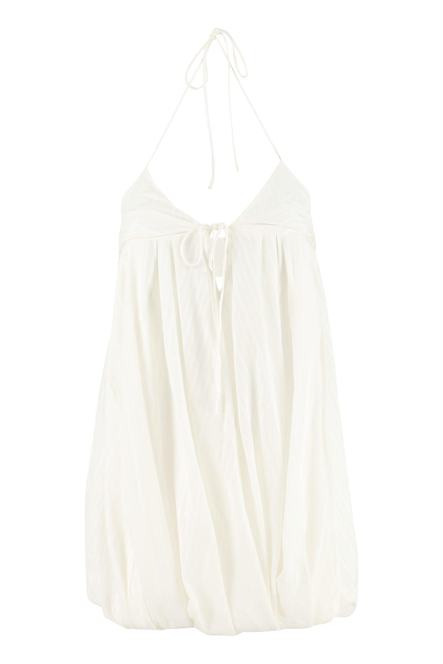 Jacquemus Caro Balloon Mini Dress