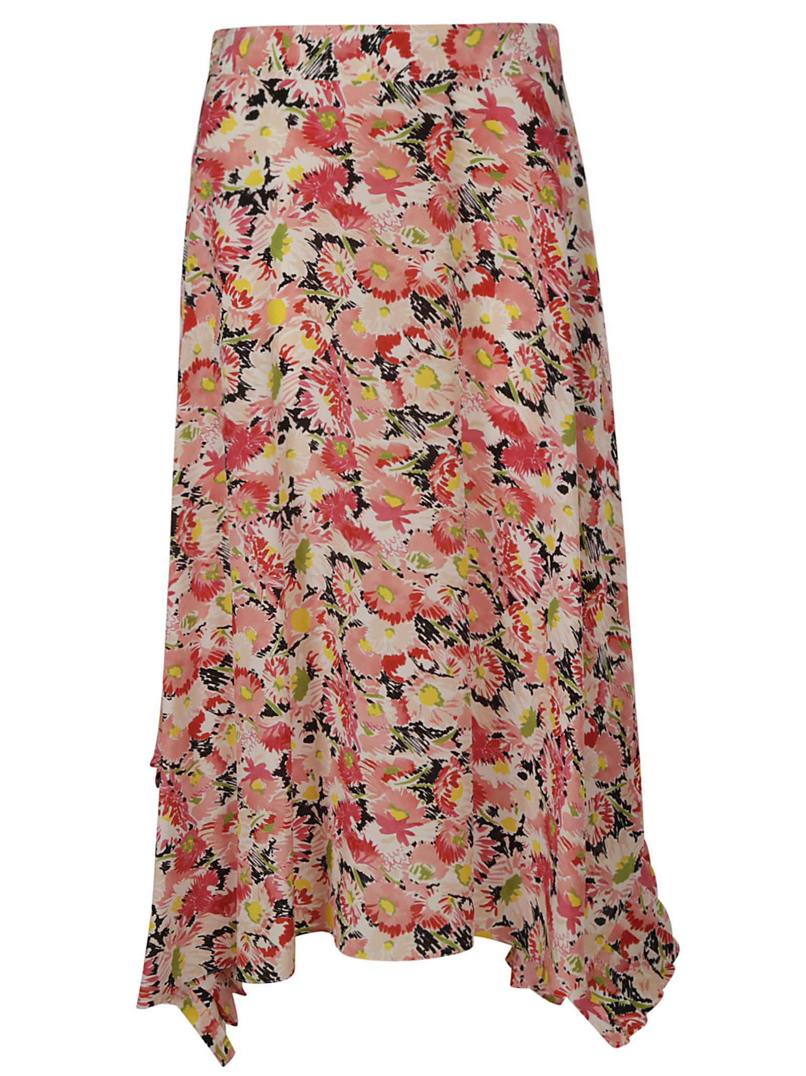 Stella Mccartney FLORAL PRINTED SKIRT