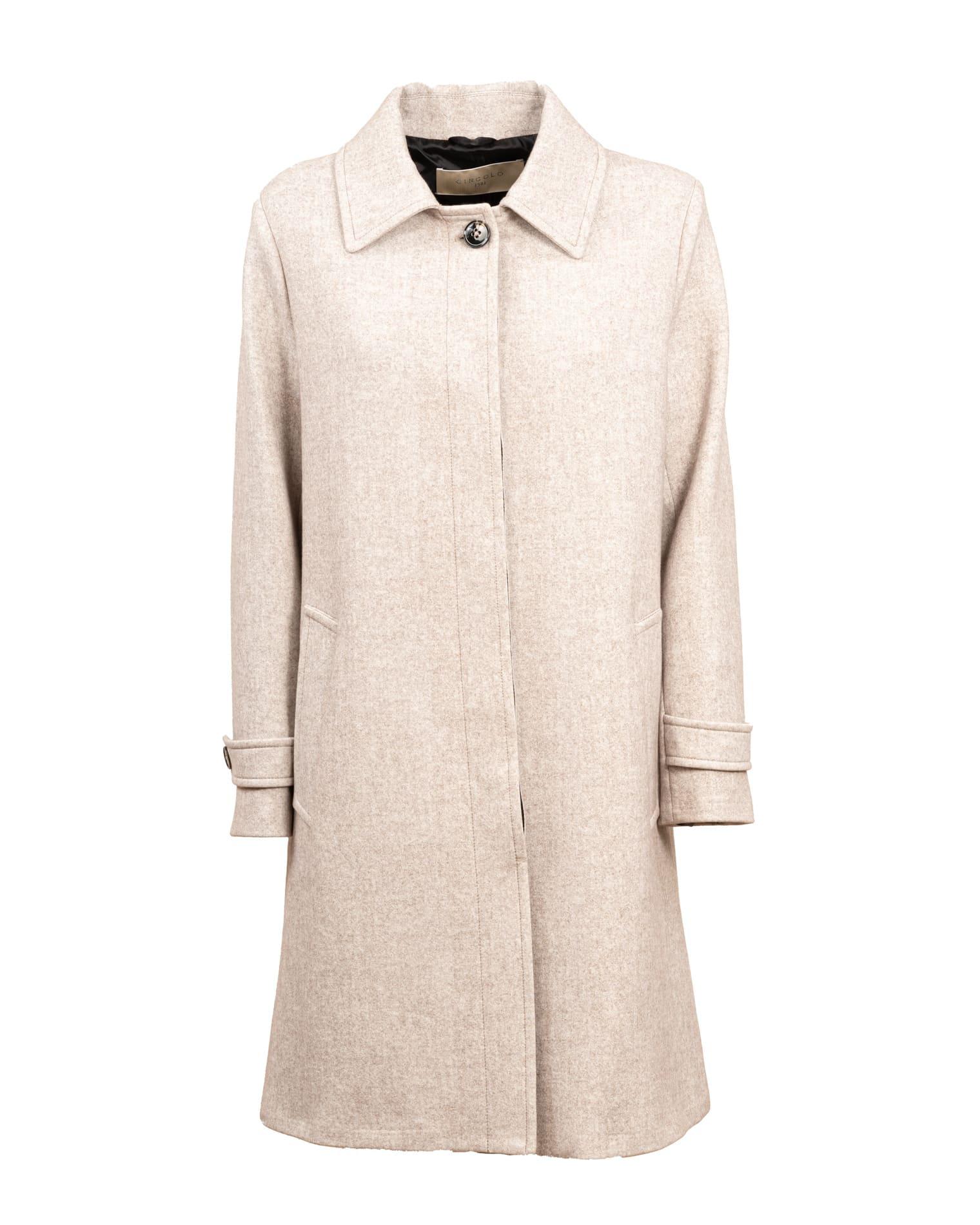 1901 Circle cotton coat
