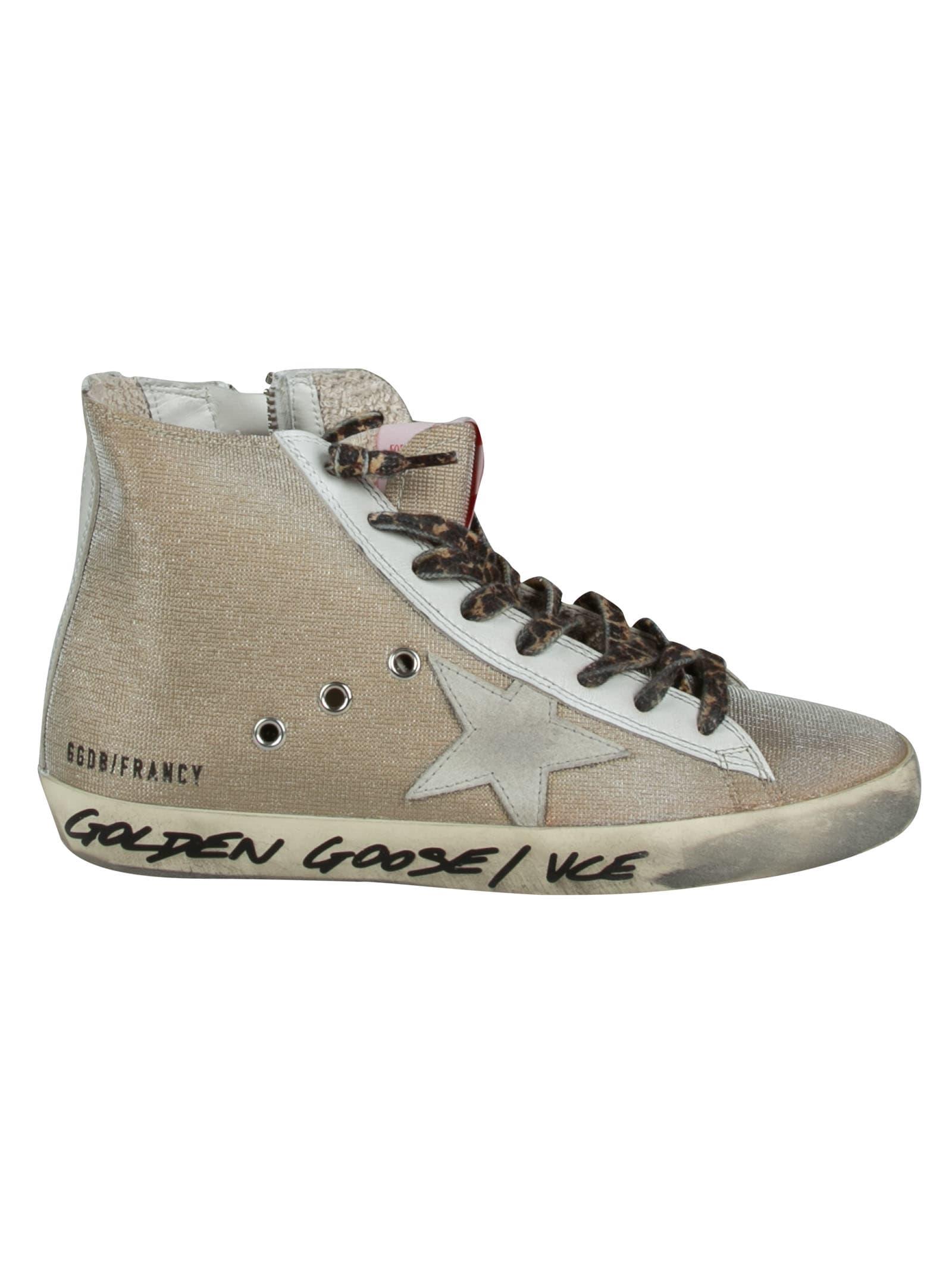 Golden Goose Classic Francy Sneakers