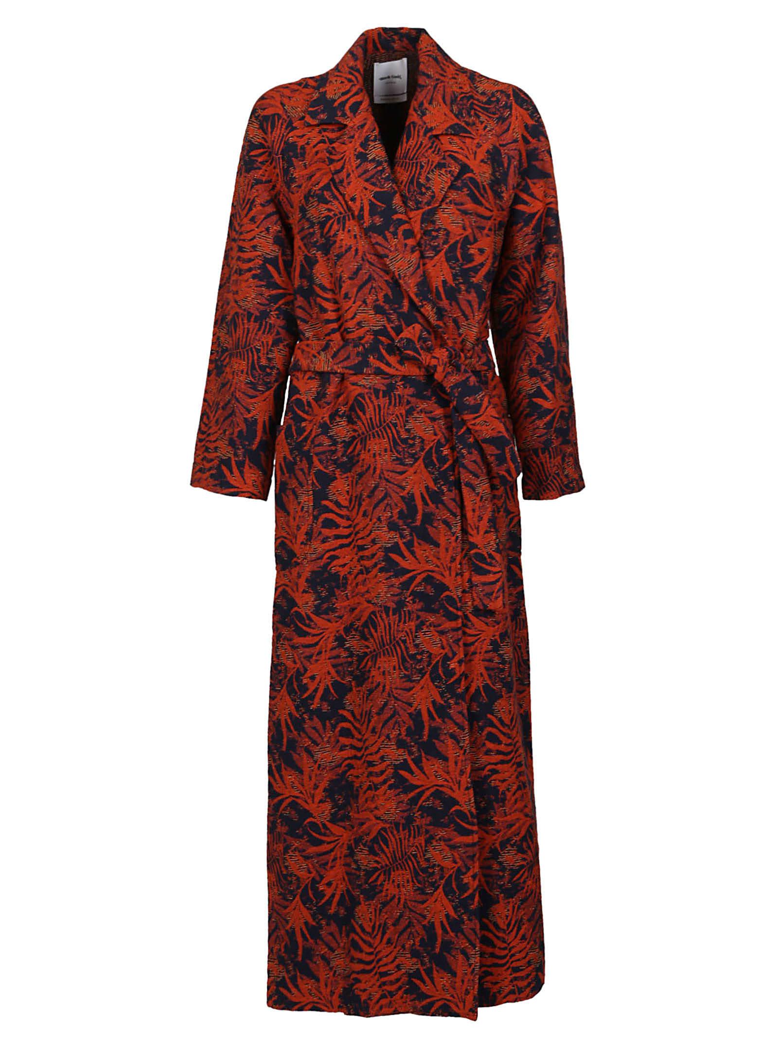 Black Coral Coat