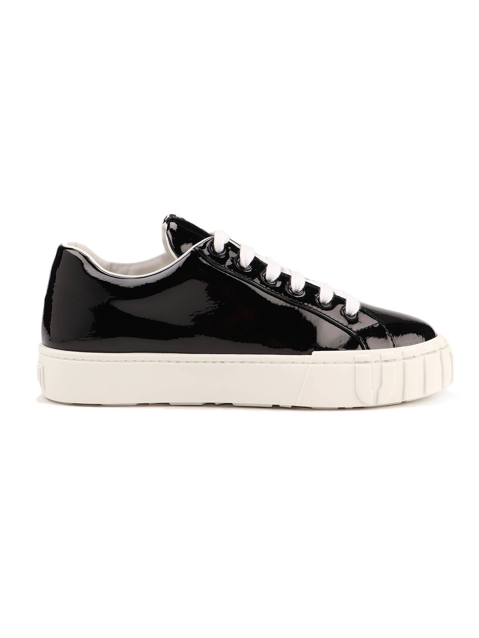 Miu Miu LACE UP SHOE