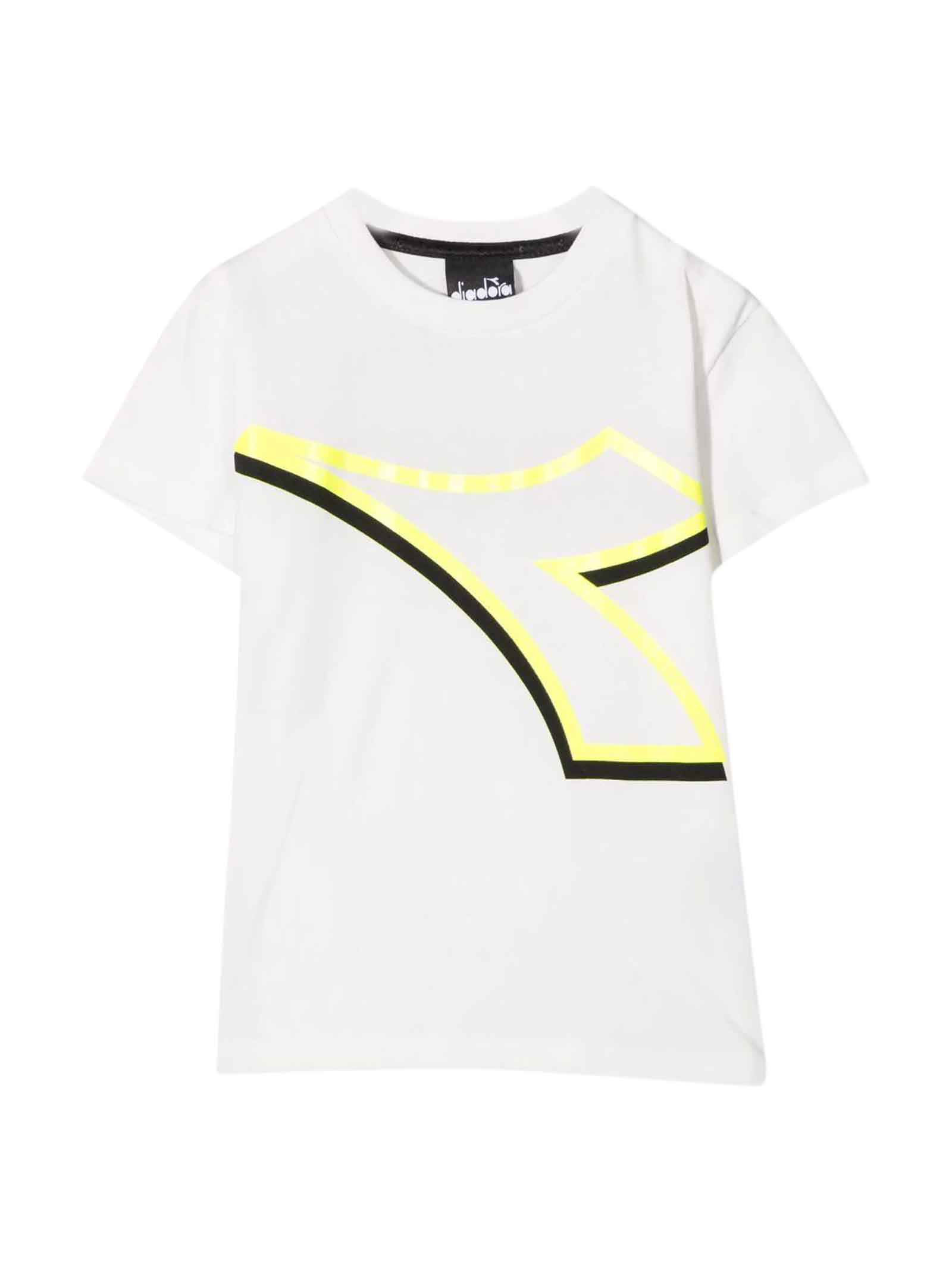 White Teen T-shirt