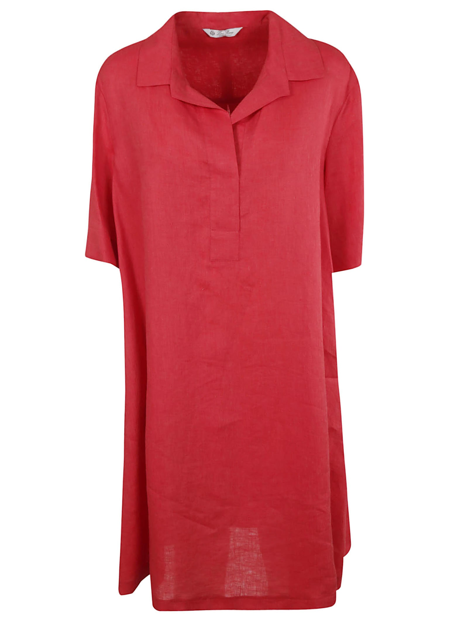 Loro Piana Loose Fit Dress
