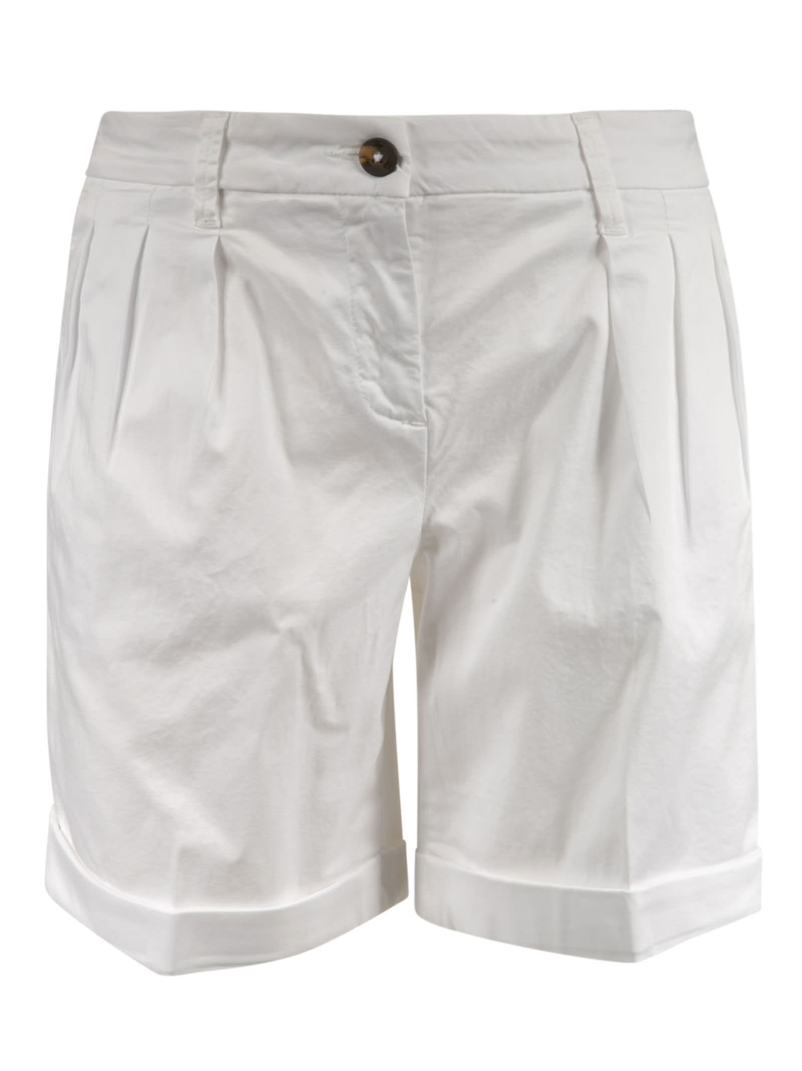 Fay Cottons BUTTONED SHORTS