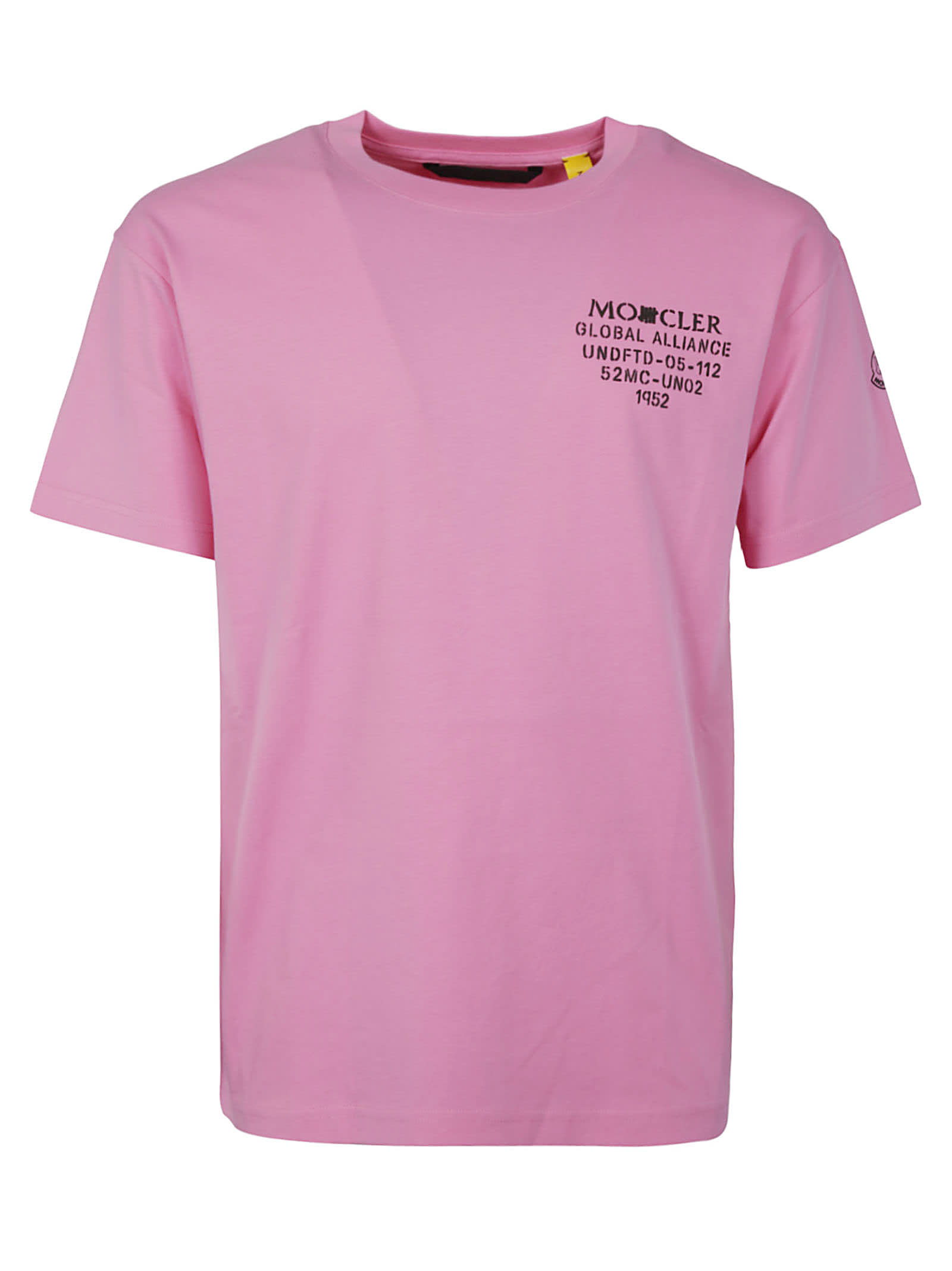 Moncler Genius Rear Logo T-shirt