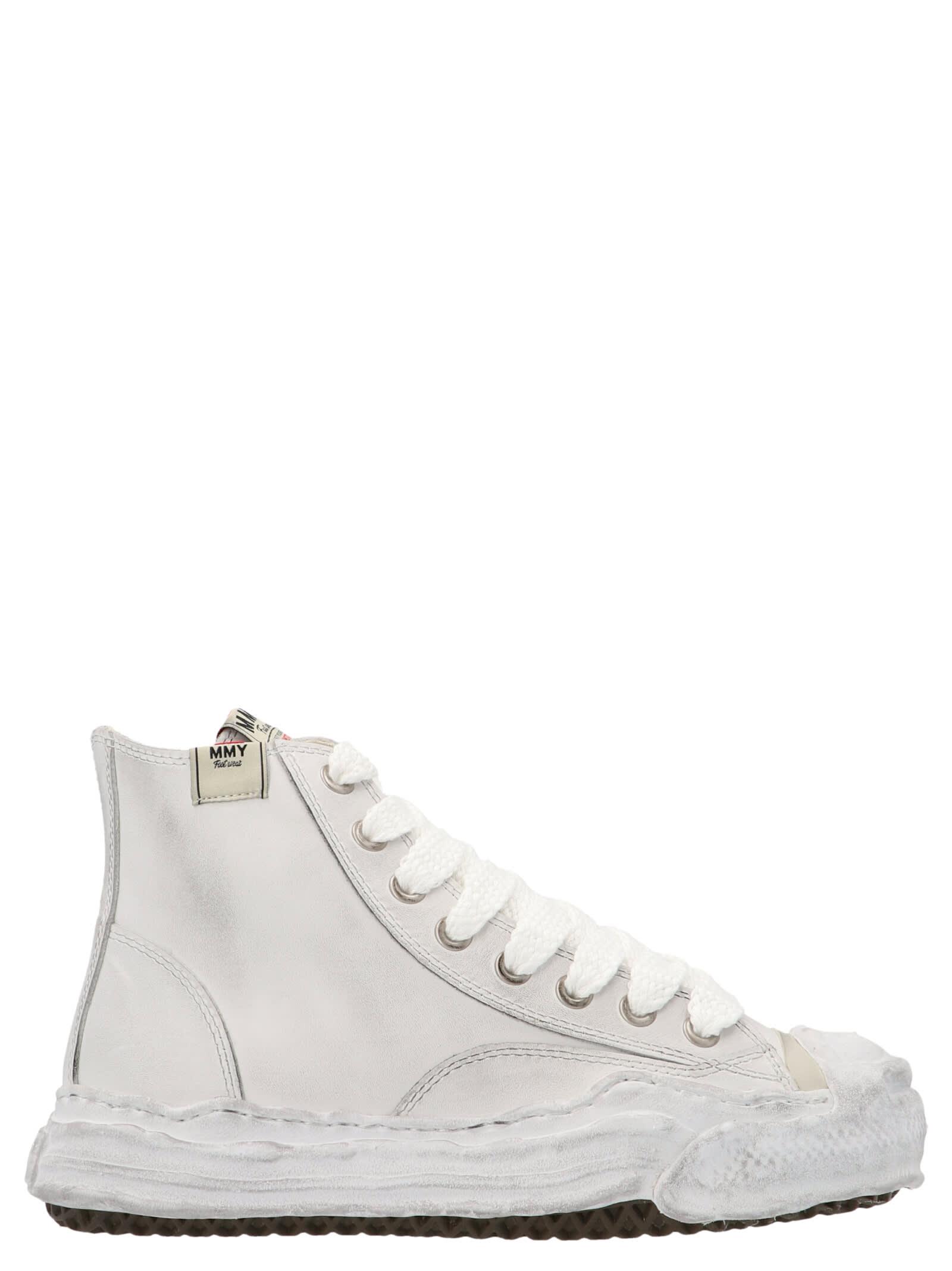 hank High Shoes
