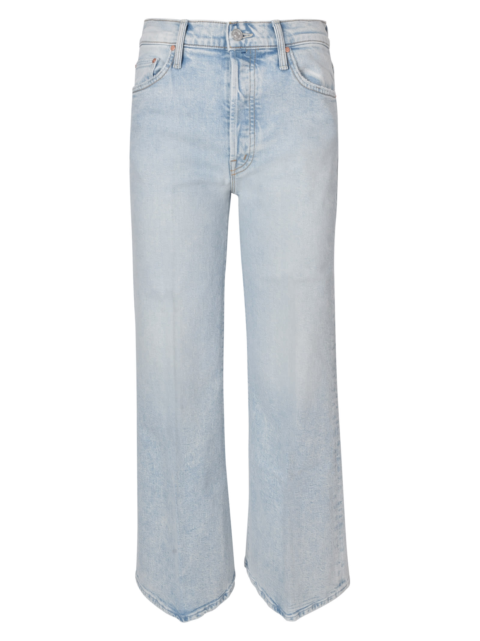 Mother THE TOMCAT ROLLER FRAY JEANS