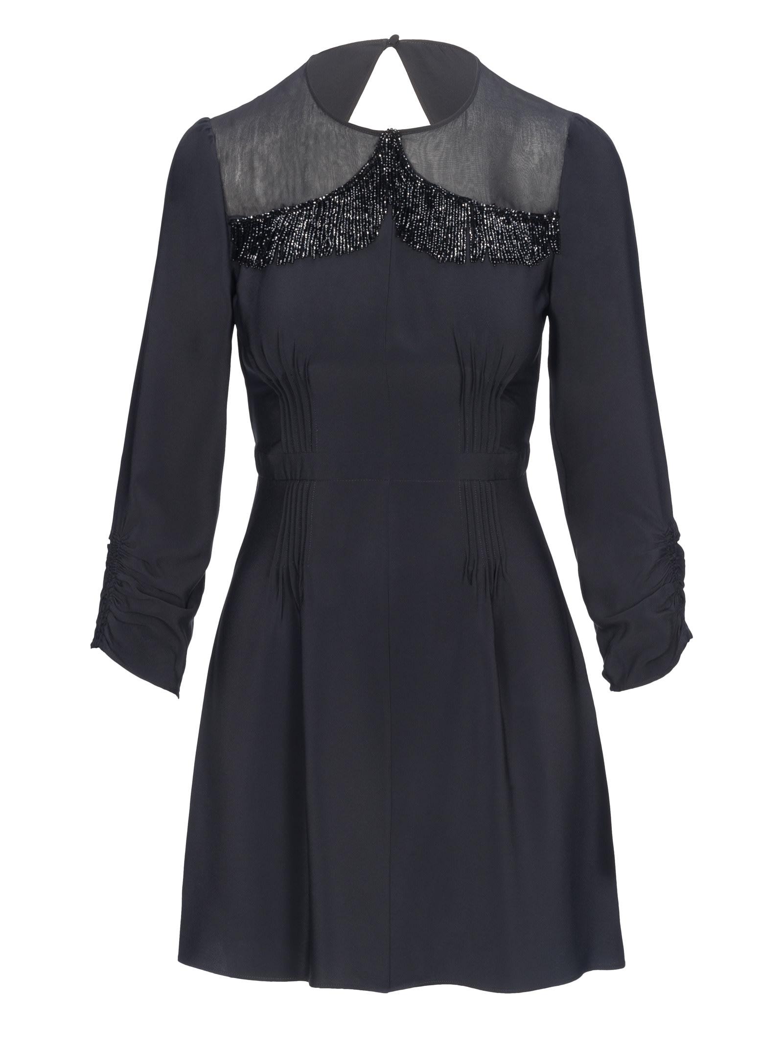 N21 Nº21 Embellished Mini Dress