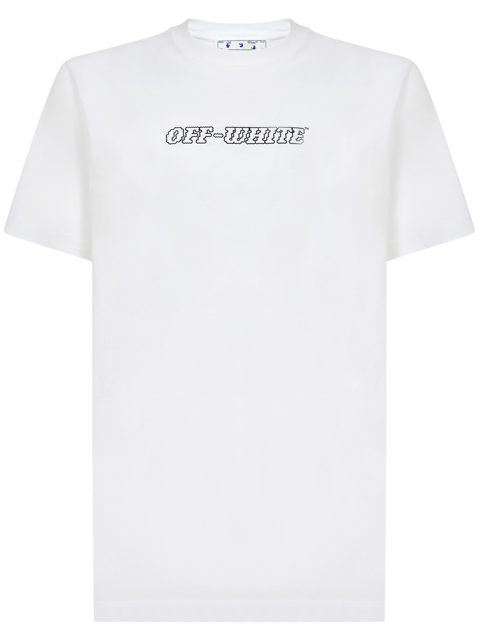 Off-White Cottons PASCAL PAINTING T-SHIRT