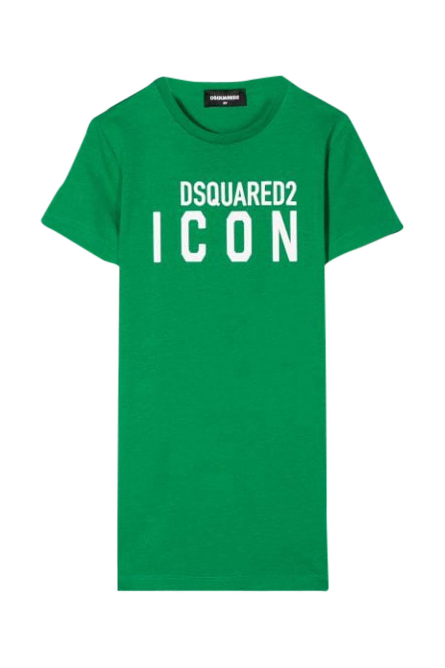 Buy Dsquared2 Kids Icon T-shirt Model Dress online, shop Dsquared2 with free shipping