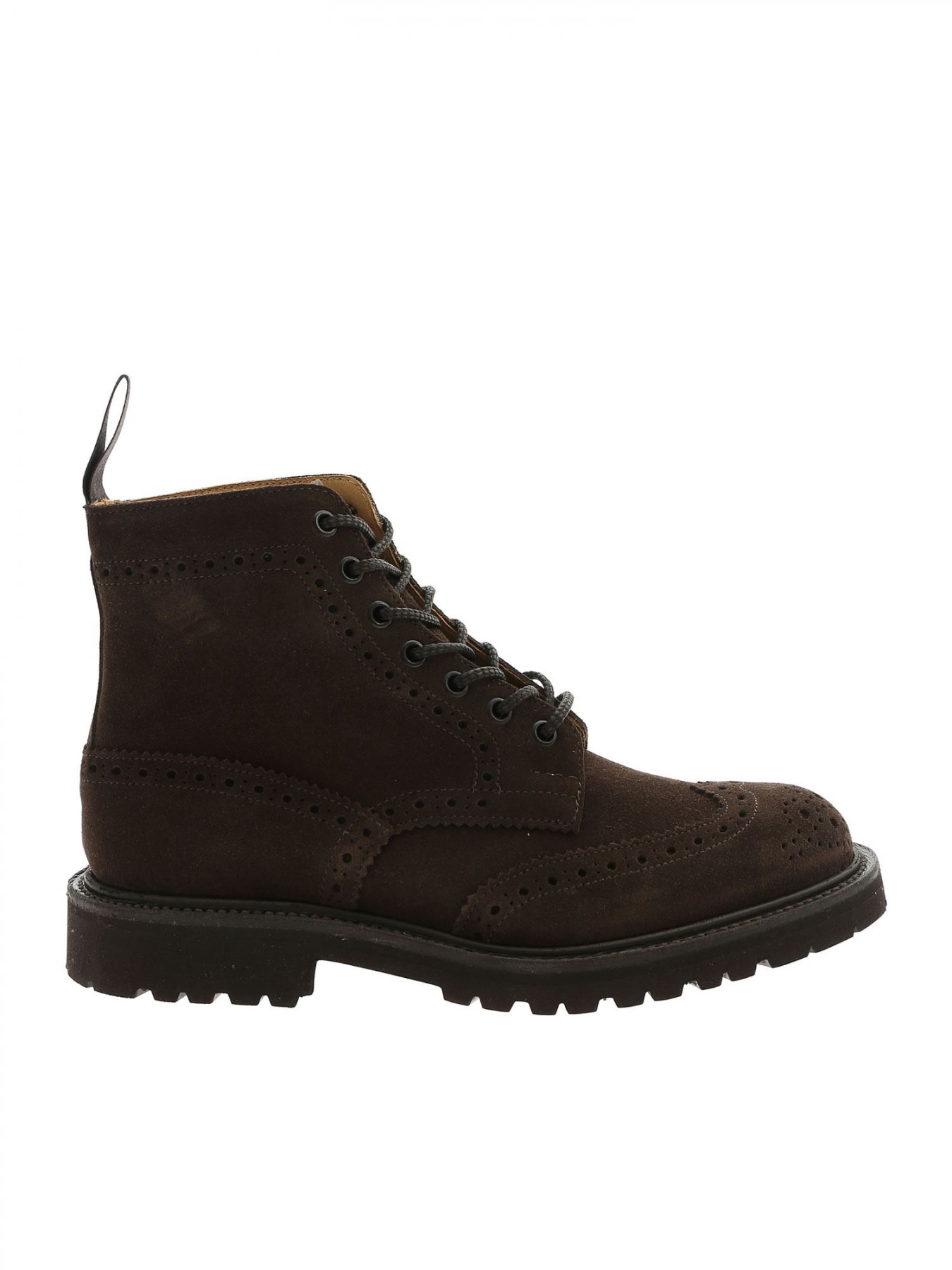 Trickers Suede Boot