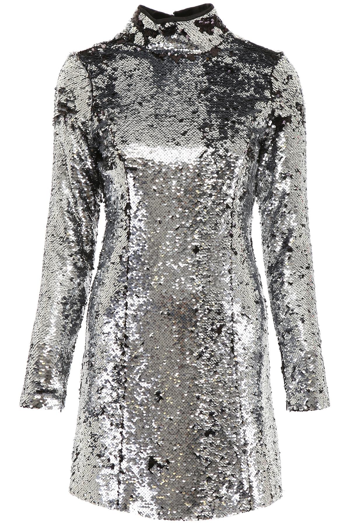 In The Mood For Love Sequins Cassandra Mini Dress