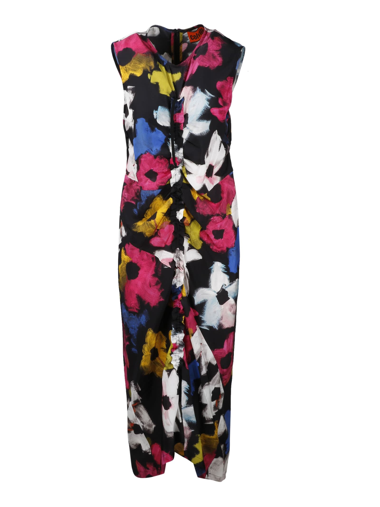 Buy Colville Sleeveless Printed Dress online, shop Colville with free shipping