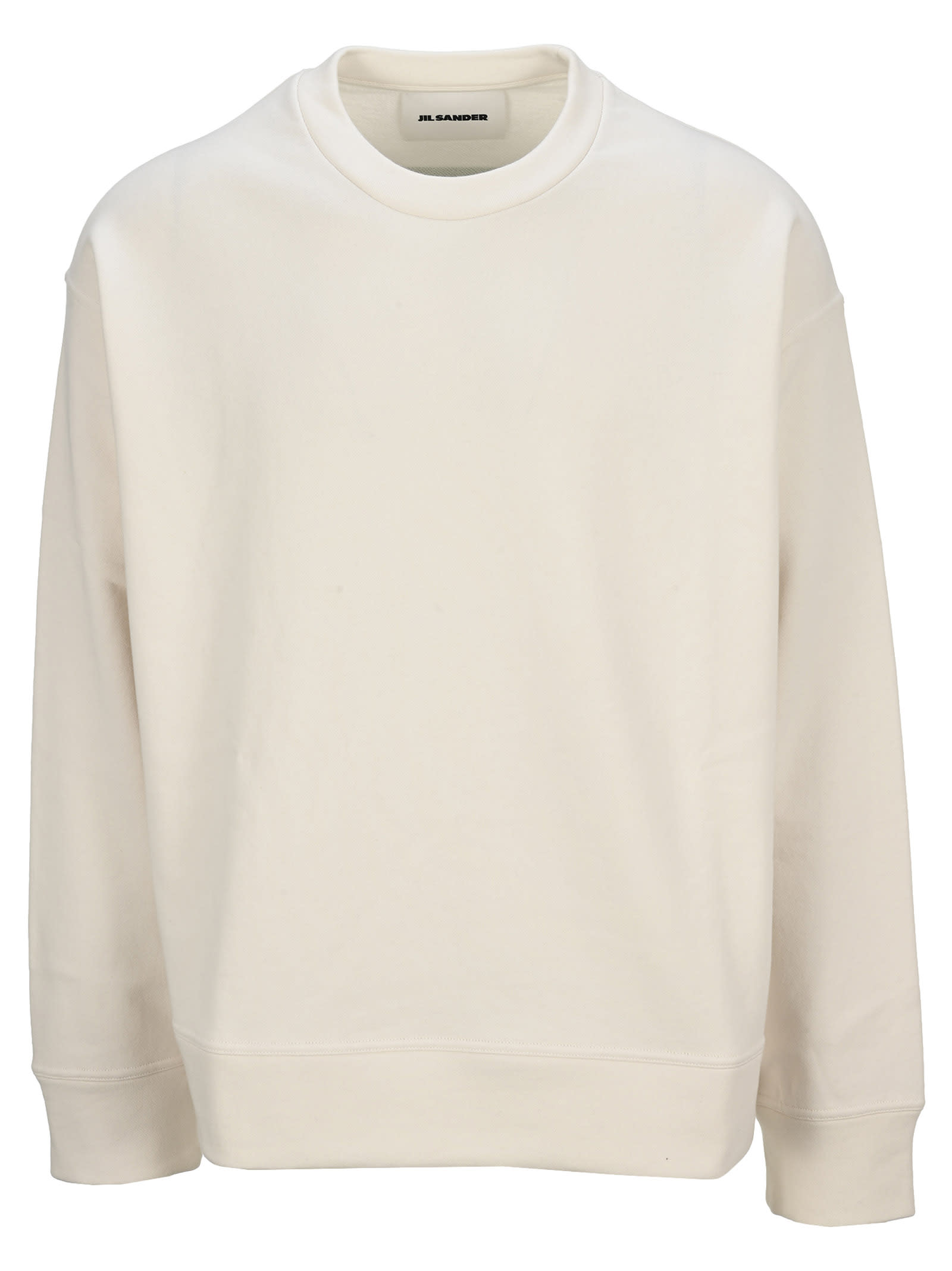 Jil Sander COTTON CREWNECK