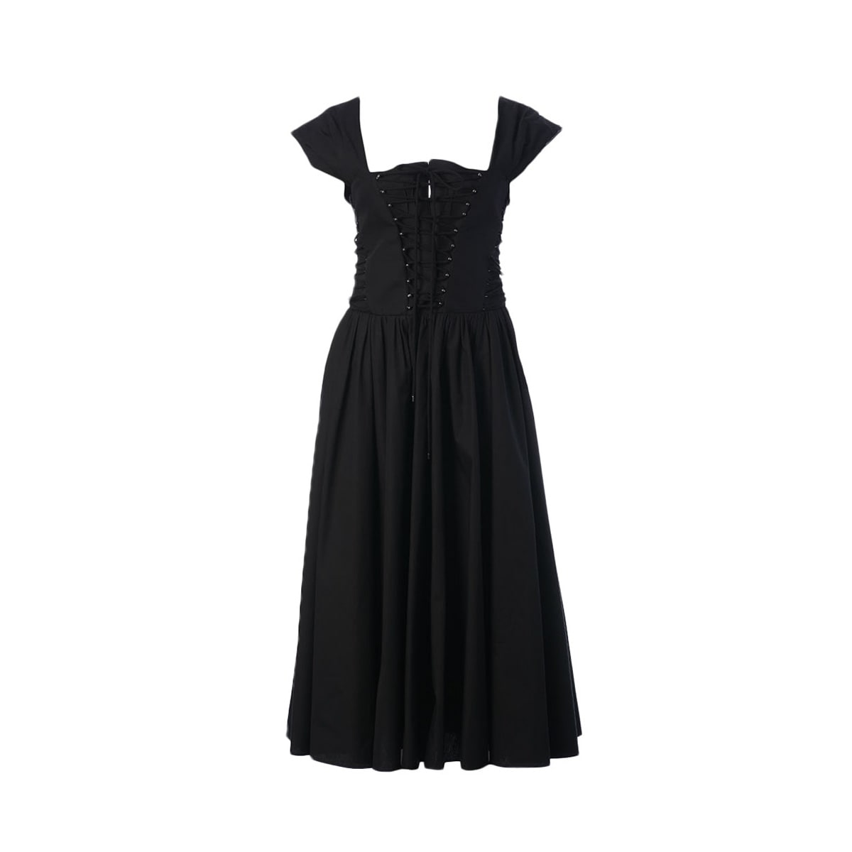 Buy Philosophy di Lorenzo Serafini Lace Front Pleated Dress online, shop Philosophy di Lorenzo Serafini with free shipping