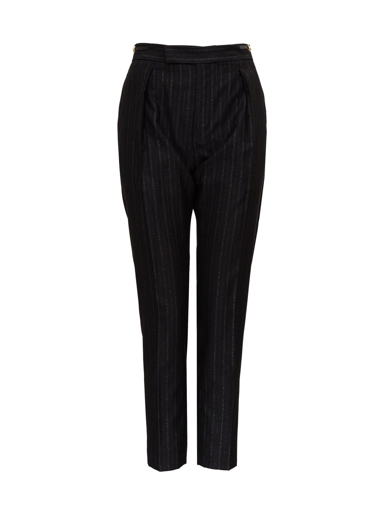 PT01 Cecile Pin Stripe Trousers