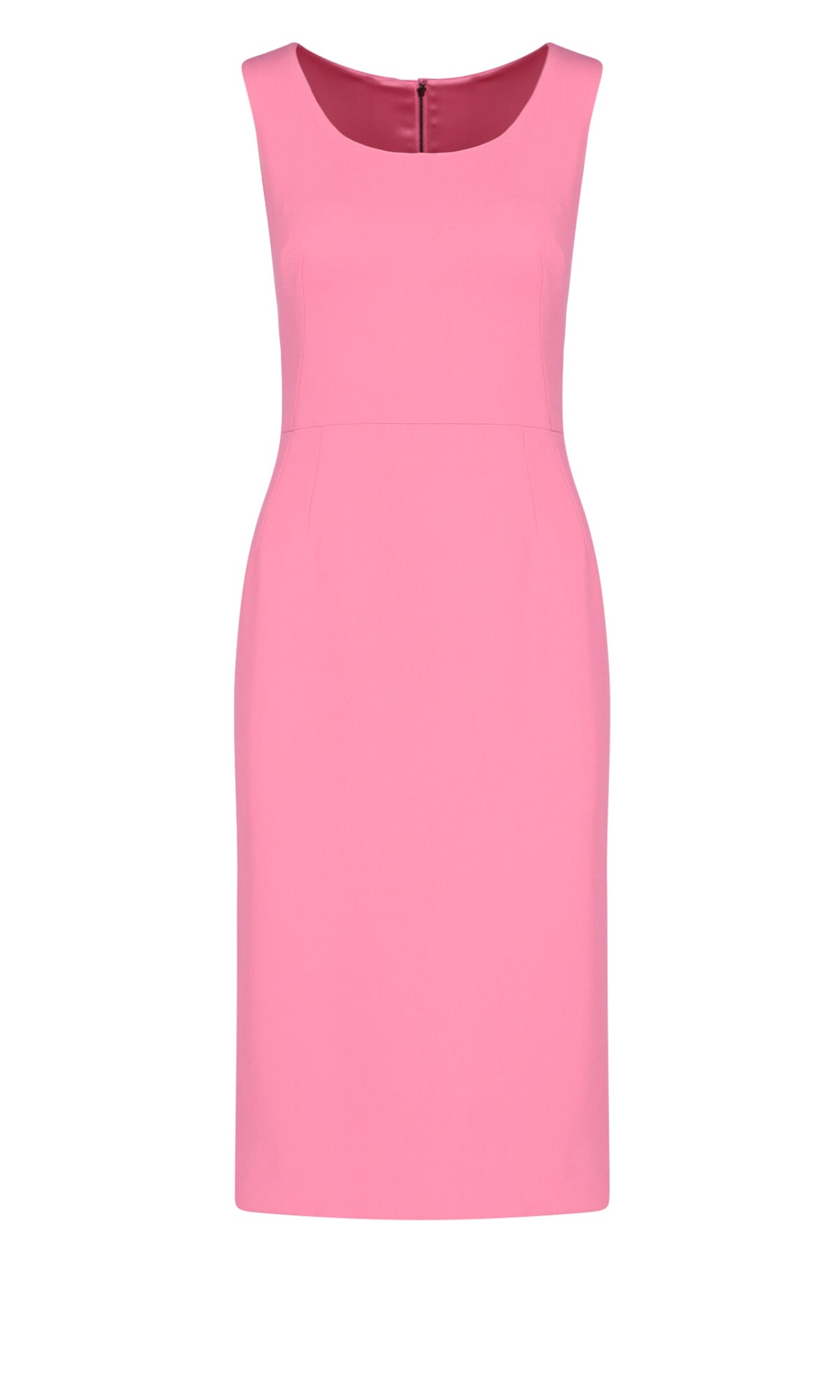 Buy Shaped Midi Dress online, shop Dolce & Gabbana with free shipping