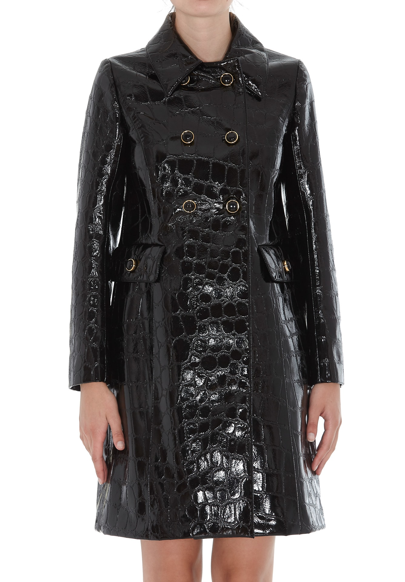 Miu Miu Lucid Effect Coat