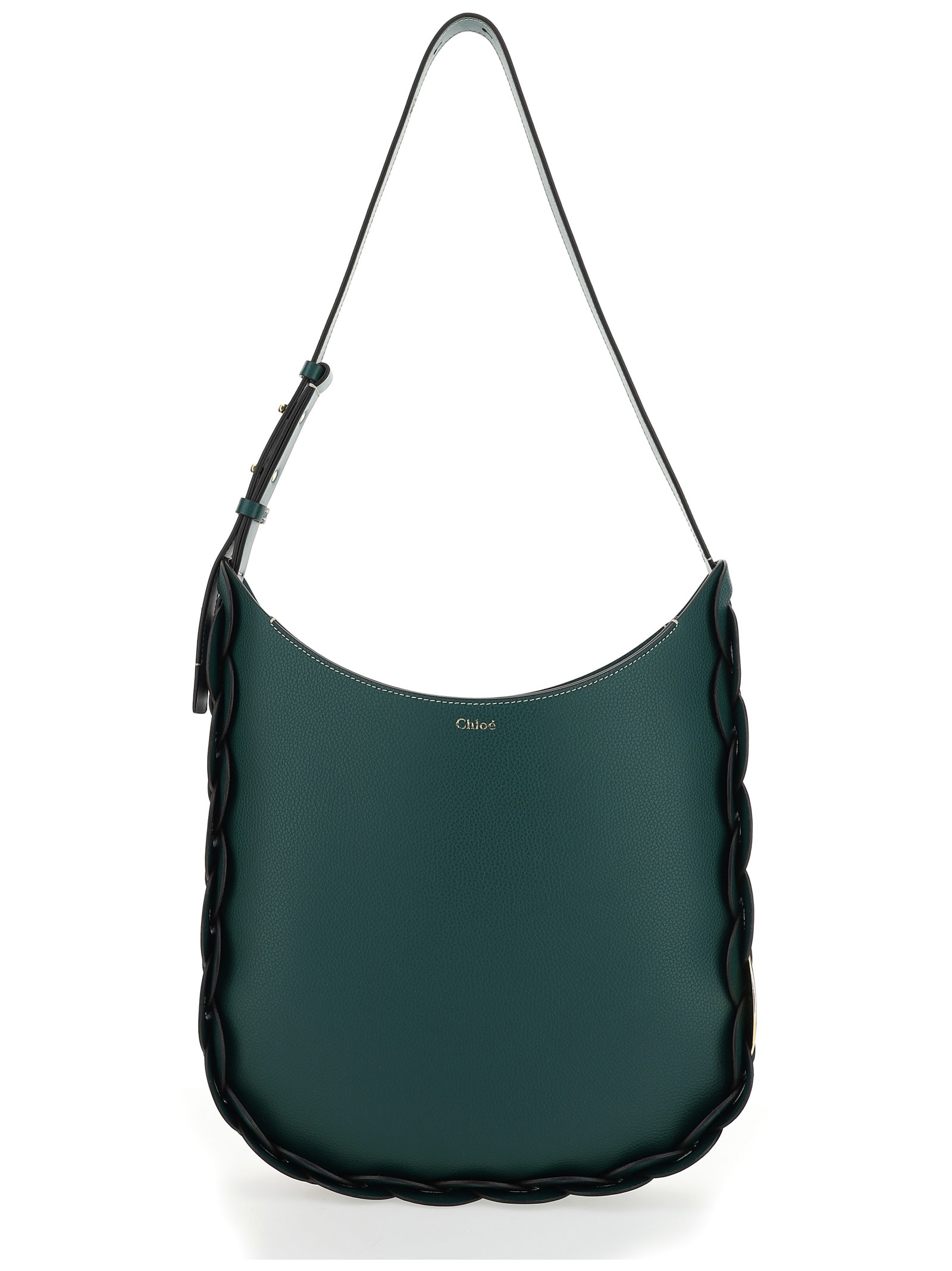 Chloé Leathers DARRYL MEDIUM SHOULDER BAG