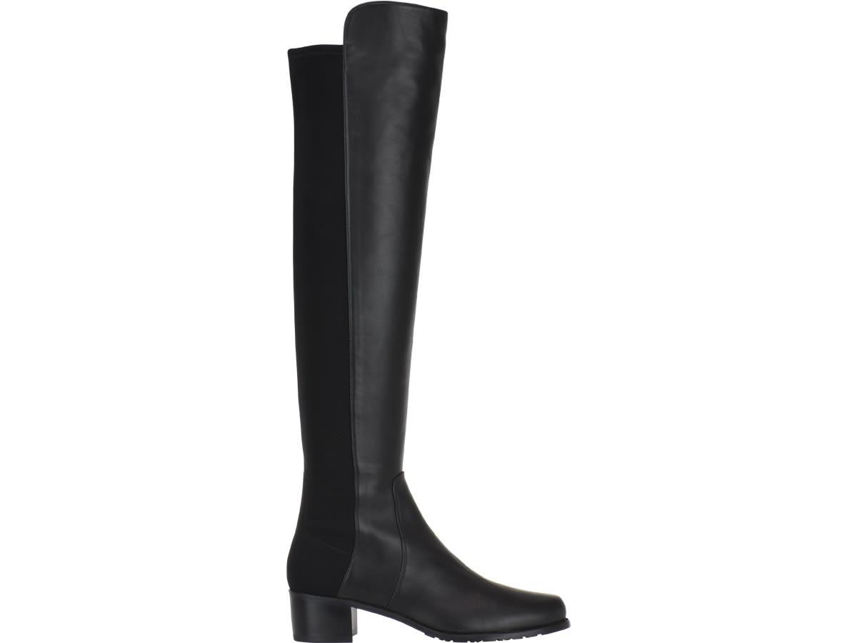 Stuart Weitzman Reserve Dress Nappa Boots