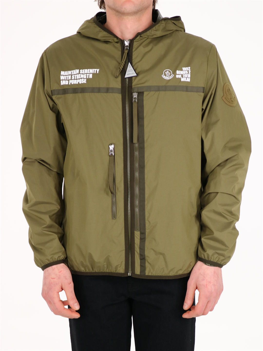 Moncler ORKHON JACKET GREEN