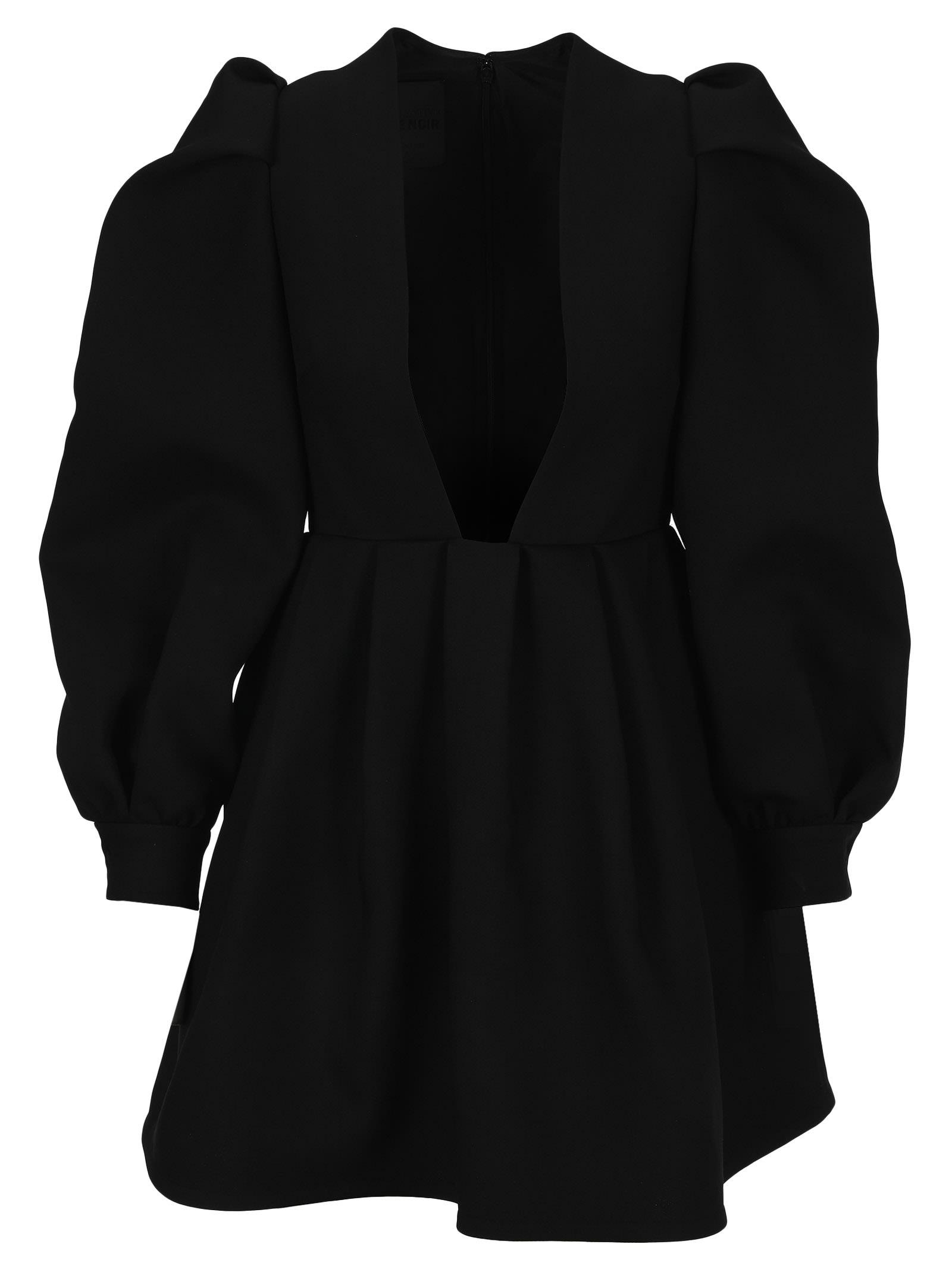 Buy Valentino V-neck Dress online, shop Valentino with free shipping