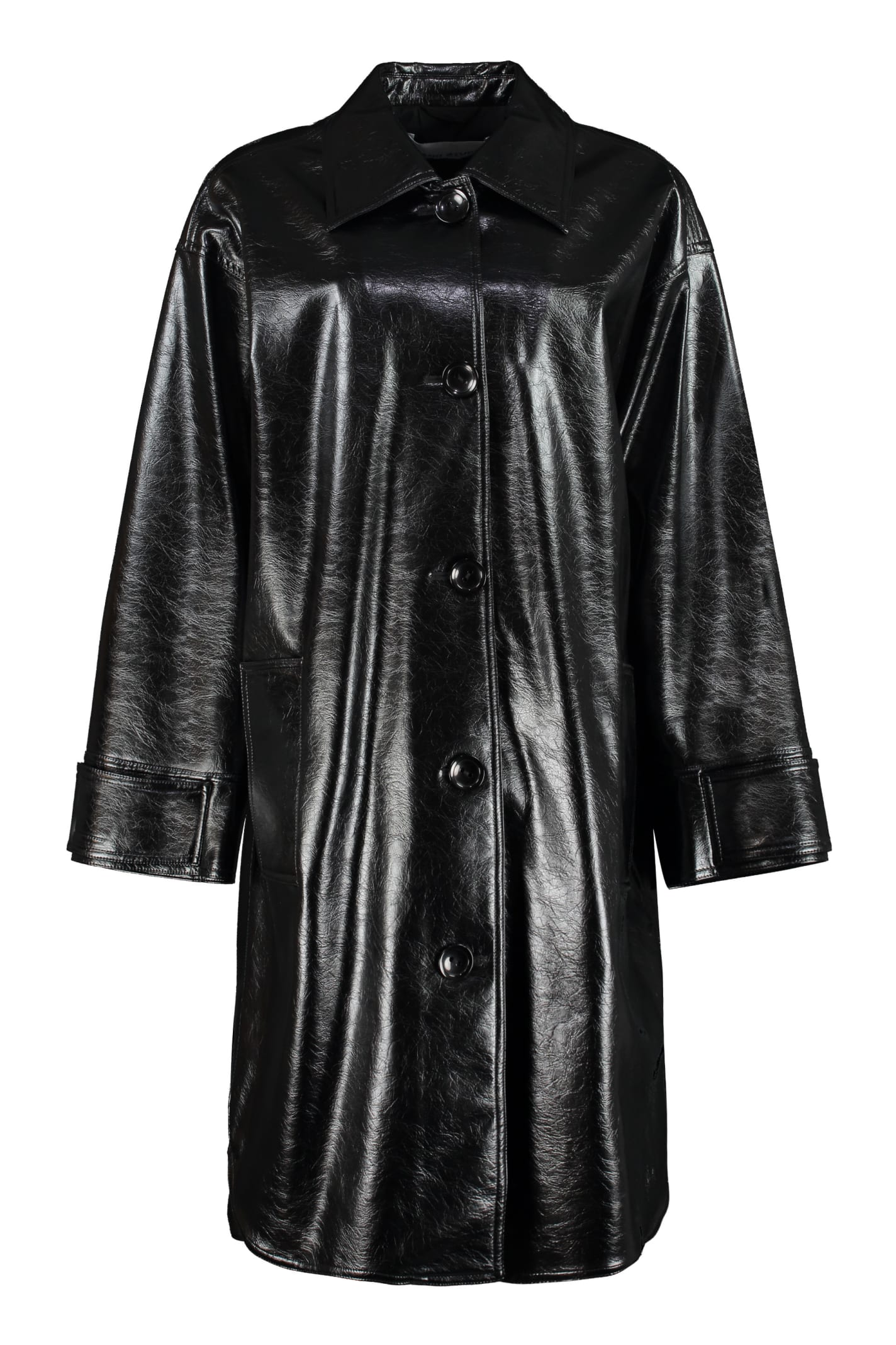 Stand Studio Coats KALI FAUX LEATHER COAT