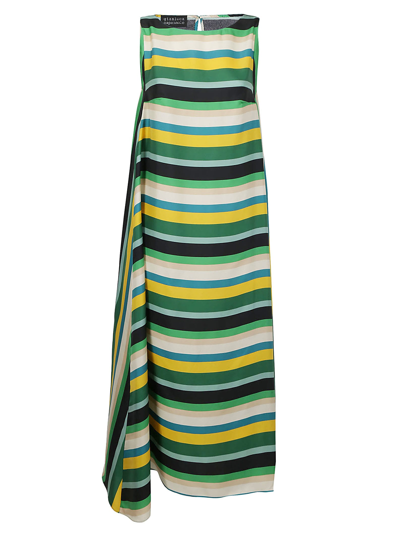 Buy Gianluca Capannolo Maxi Dress online, shop Gianluca Capannolo with free shipping