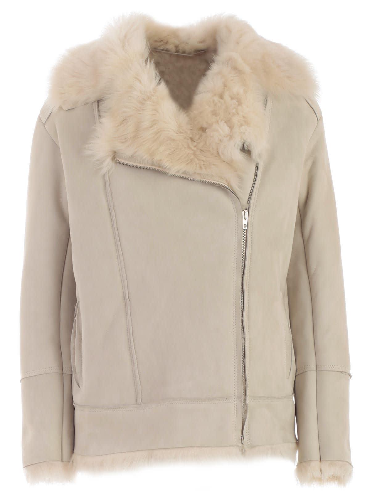 Salvatore Santoro Jacket Leather Over