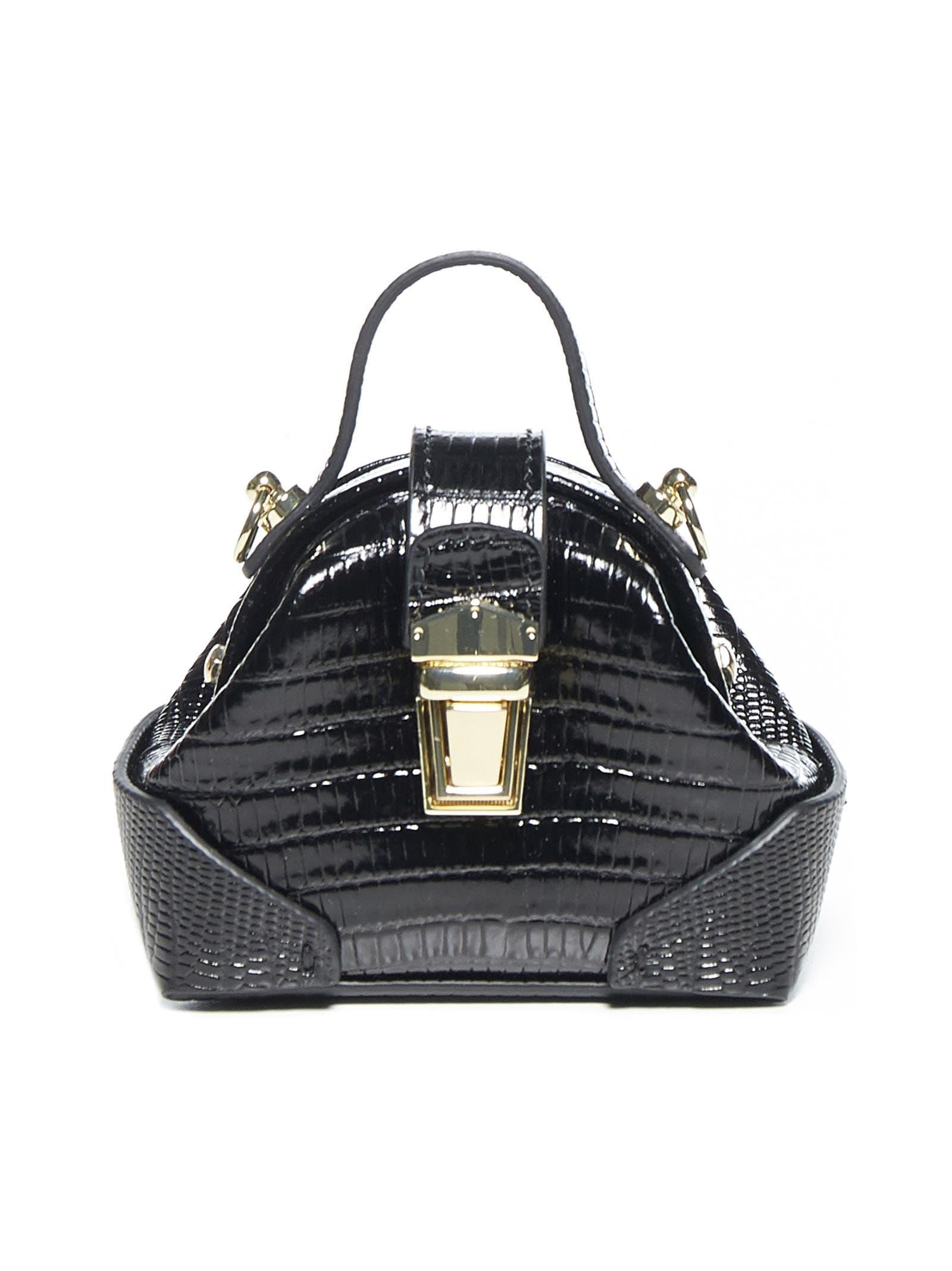 MANU Atelier Micro Demi Shoulder Bag