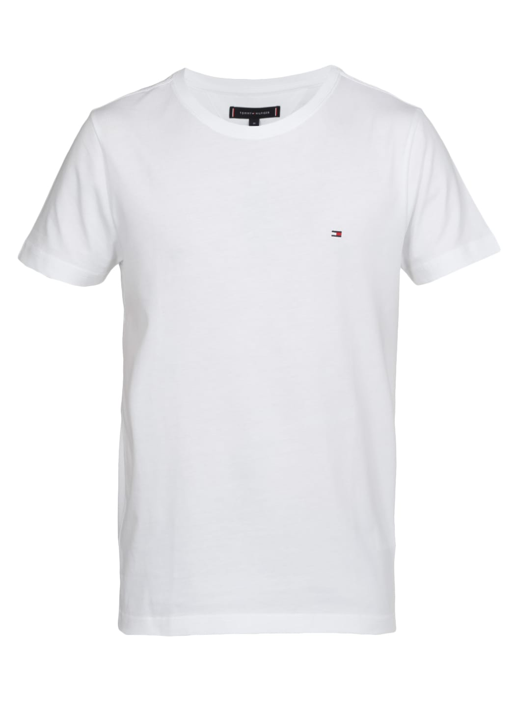 Tommy Hilfiger T-shirt With Logo In White