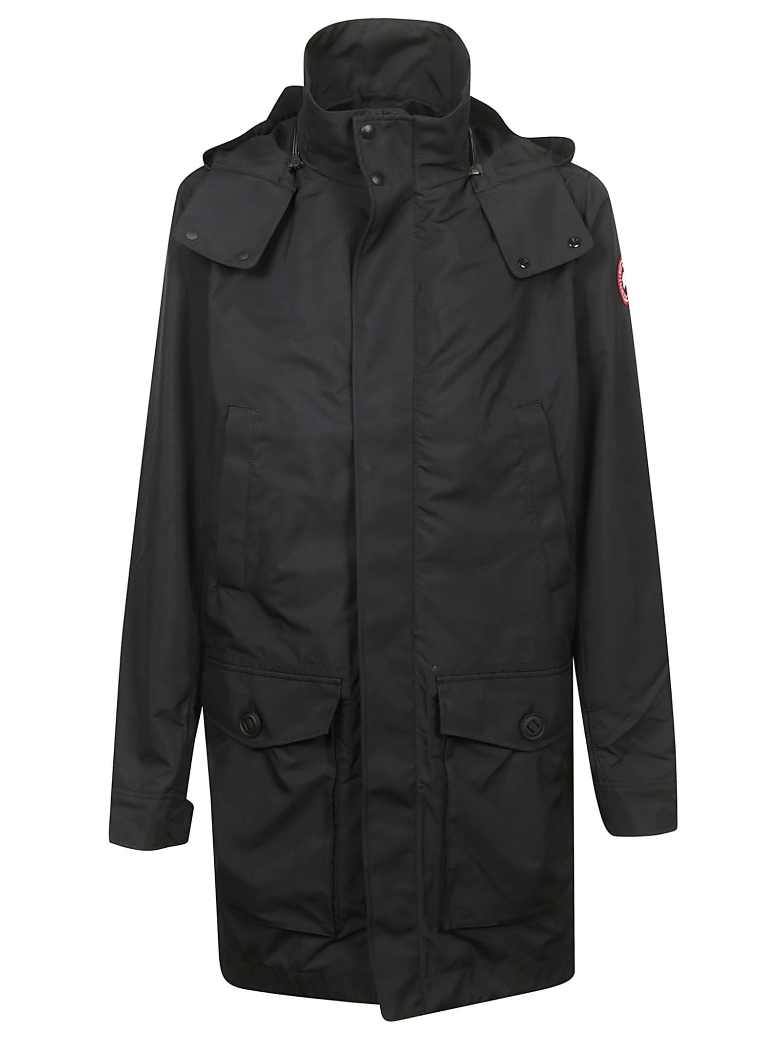 841d81354ac Canada Goose Padded Hooded Jacket