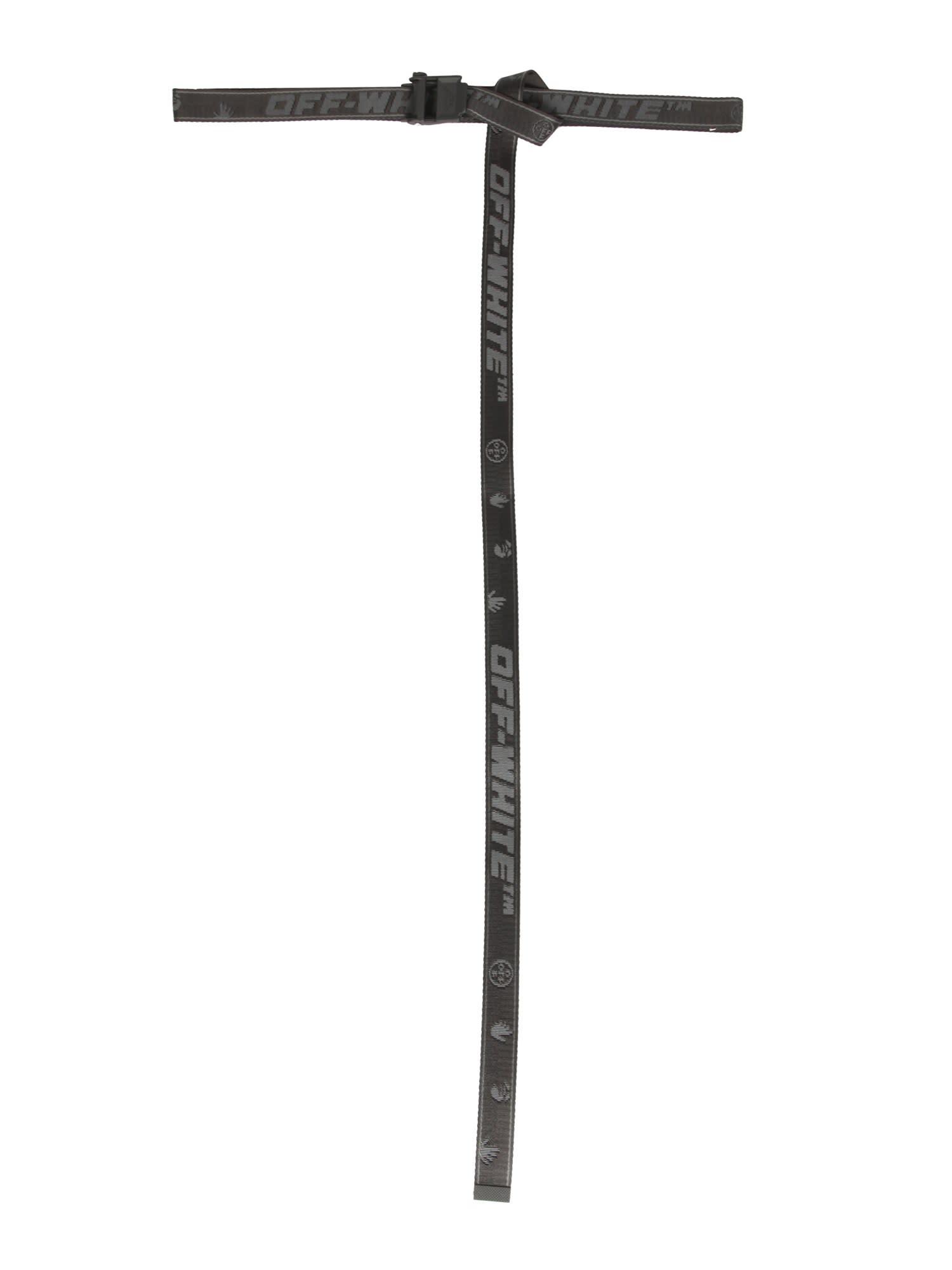 Off-White Belts HYBRID INDUSTRIAL BELT