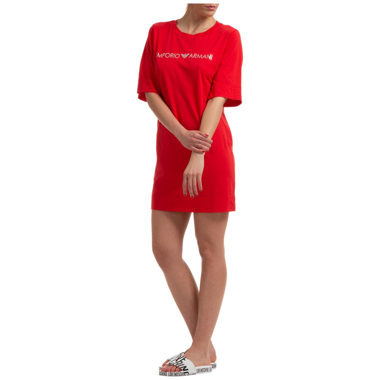Emporio Armani Shirts LANA MINI DRESS