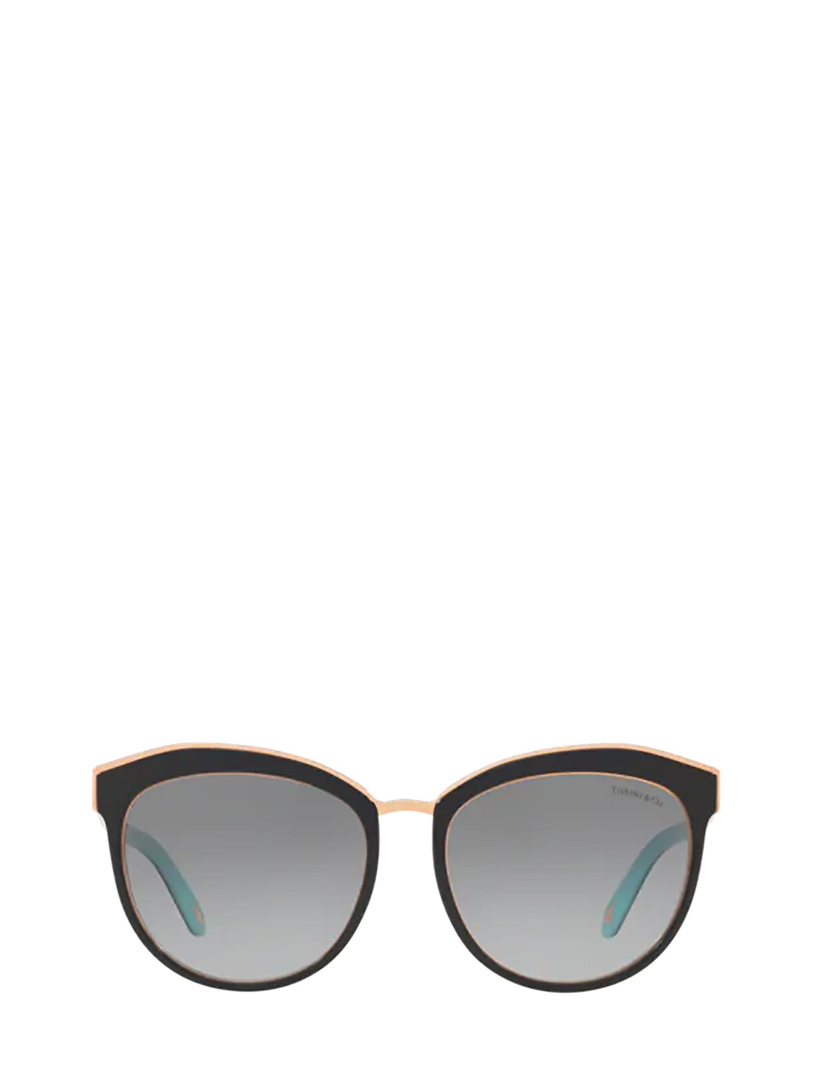 Tiffany & Co. Tiffany Tf4146 Black / Blue Sunglasses