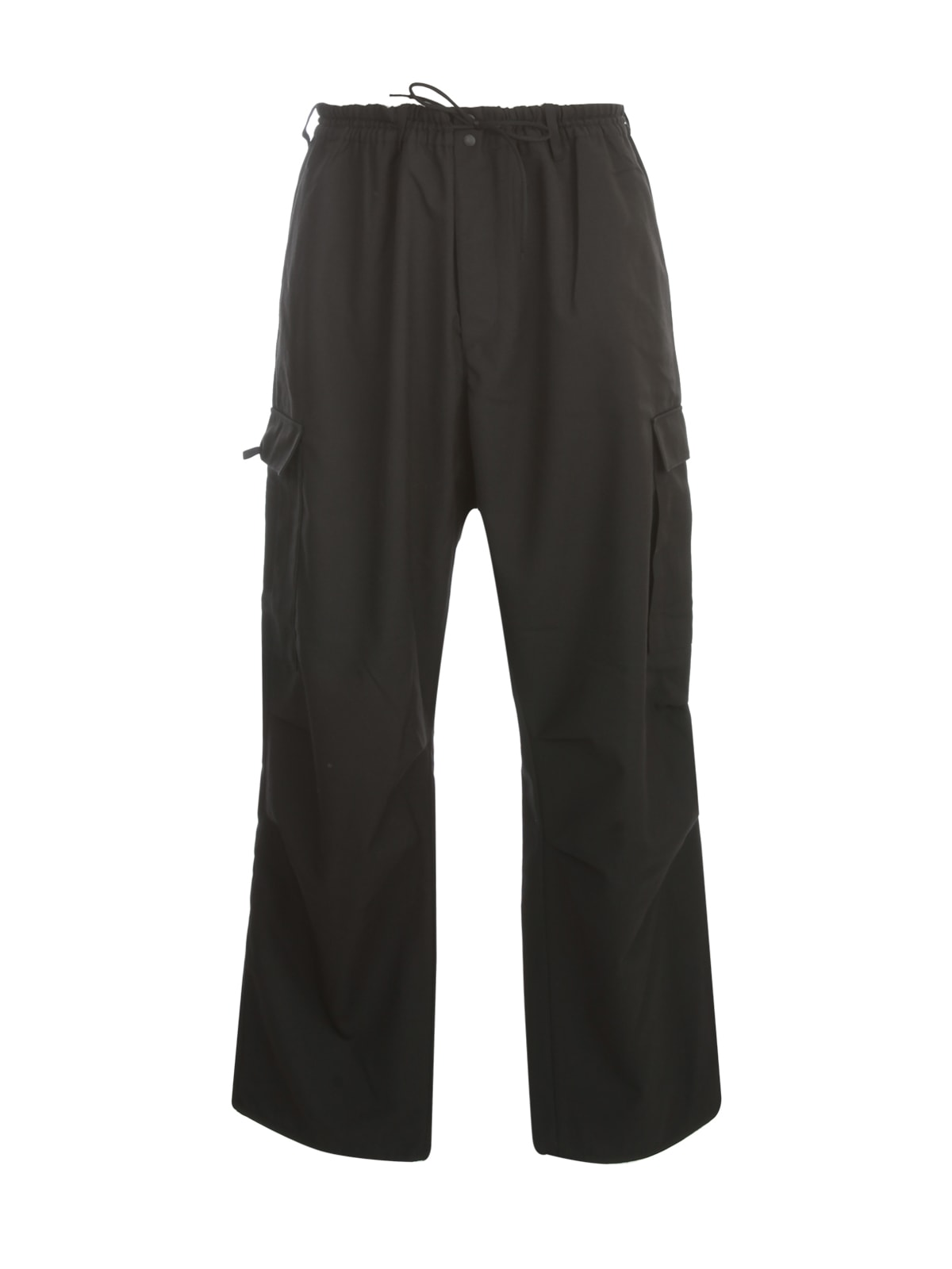 Y-3 M Classic Winter Wool Cargo Pants